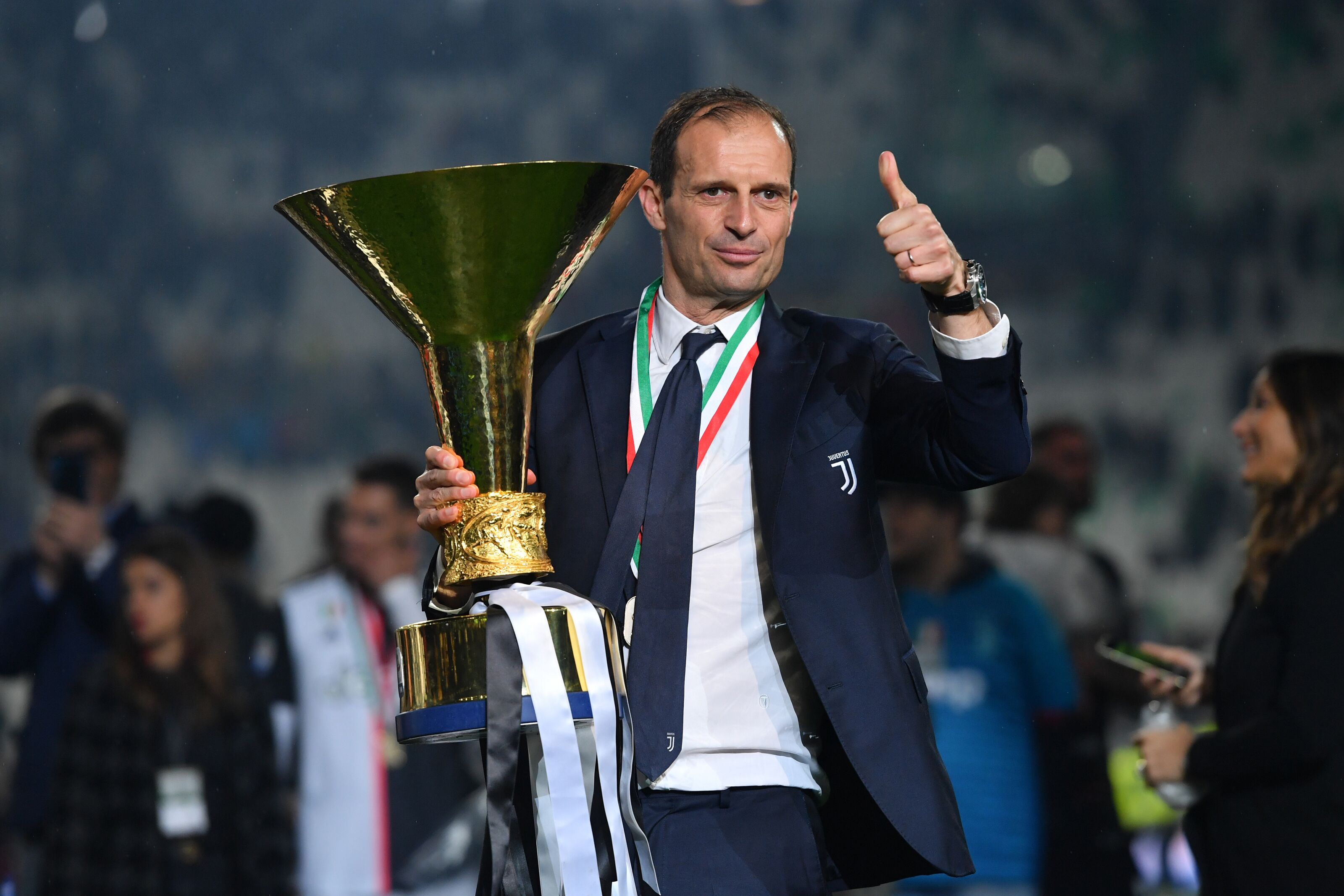 Manchester United: Allegri reportedly set to replace Solskjaer