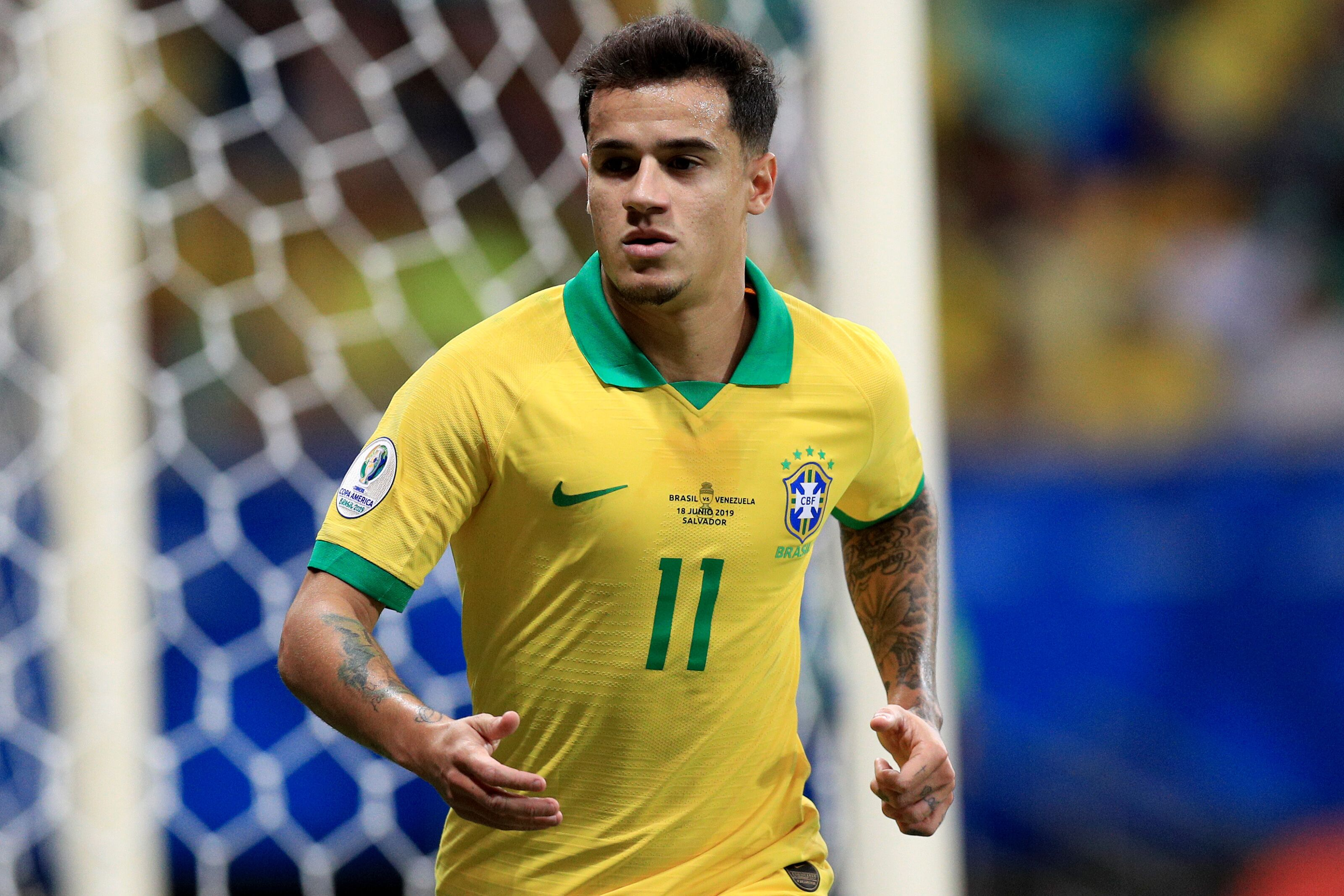 Philippe Coutinho drawing interest from Premier League clubs