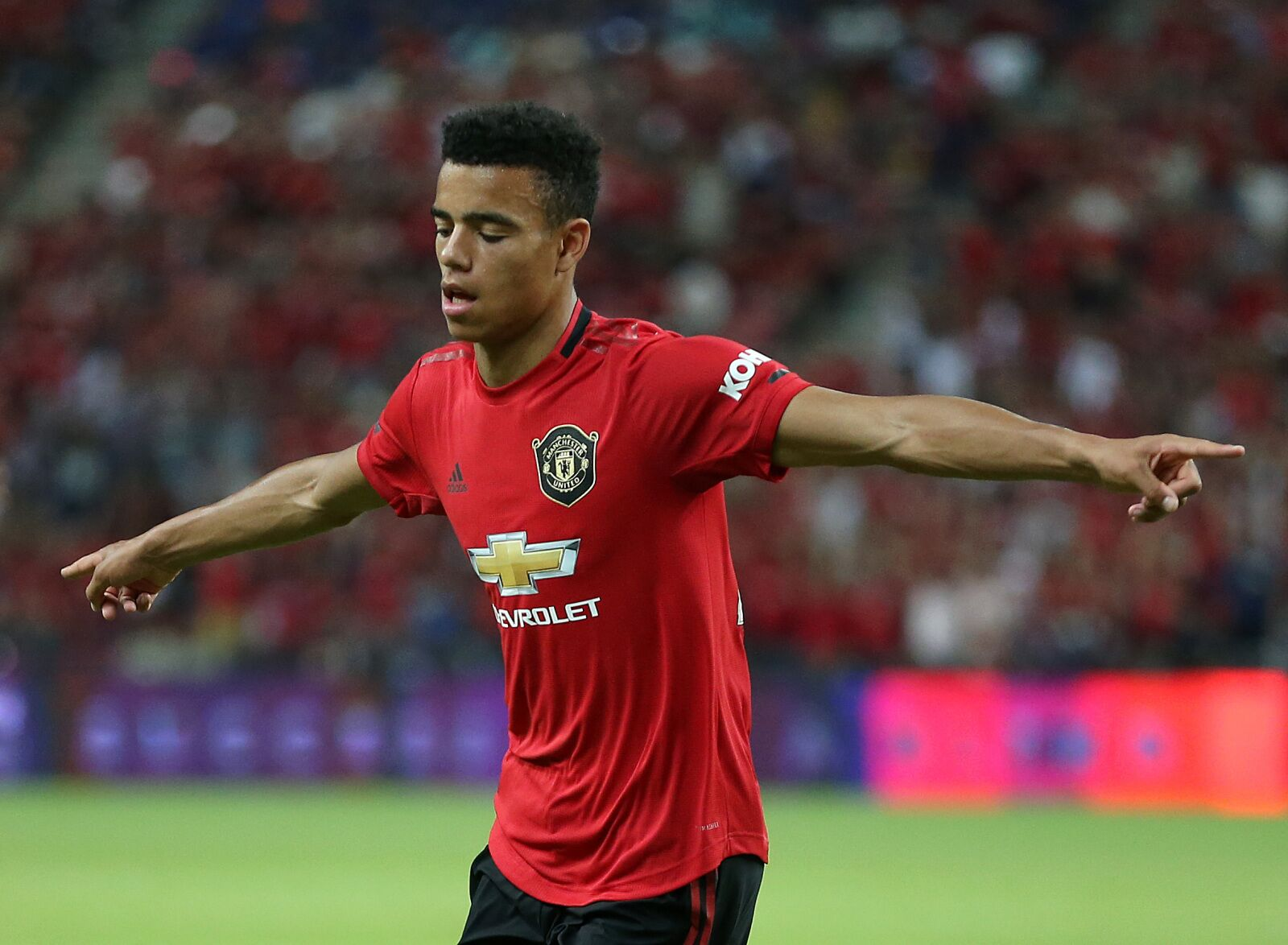 Mason Greenwood shines for Manchester United in preseason