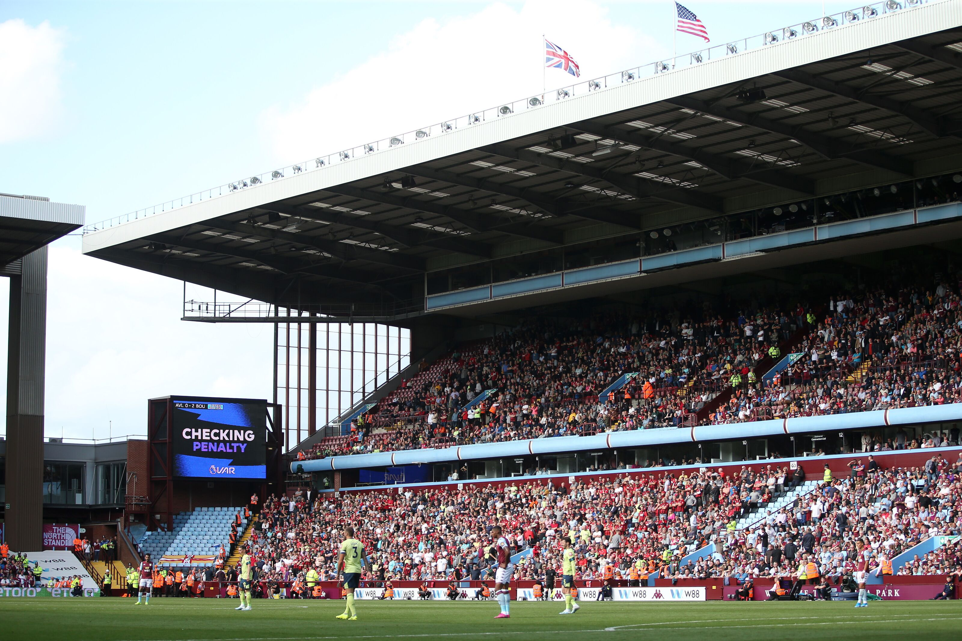 English Premier League: Everton travels to Aston Villa in Friday Night Football