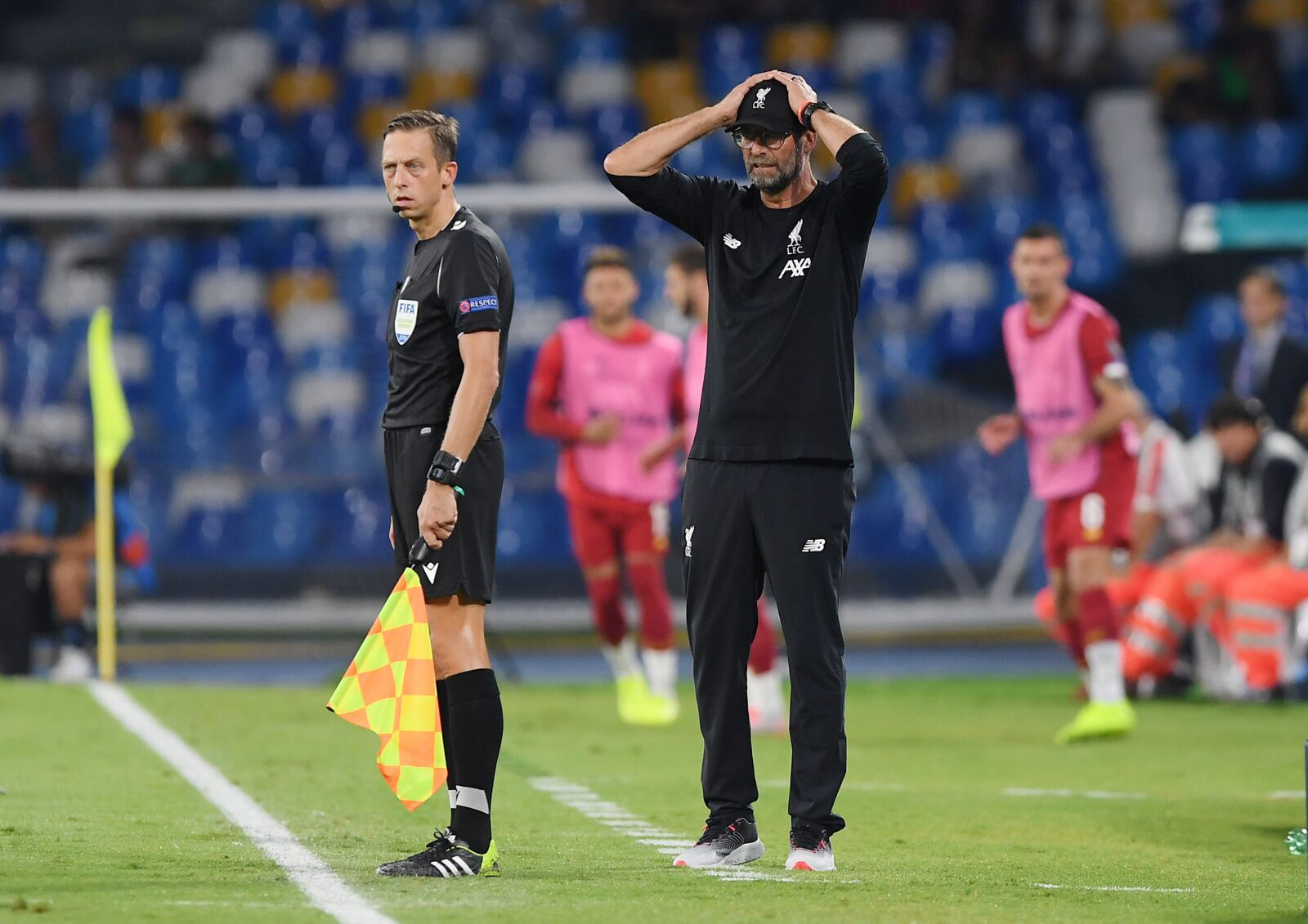 Liverpool's failure against Napoli is not too worrying for Jurgen Klopp