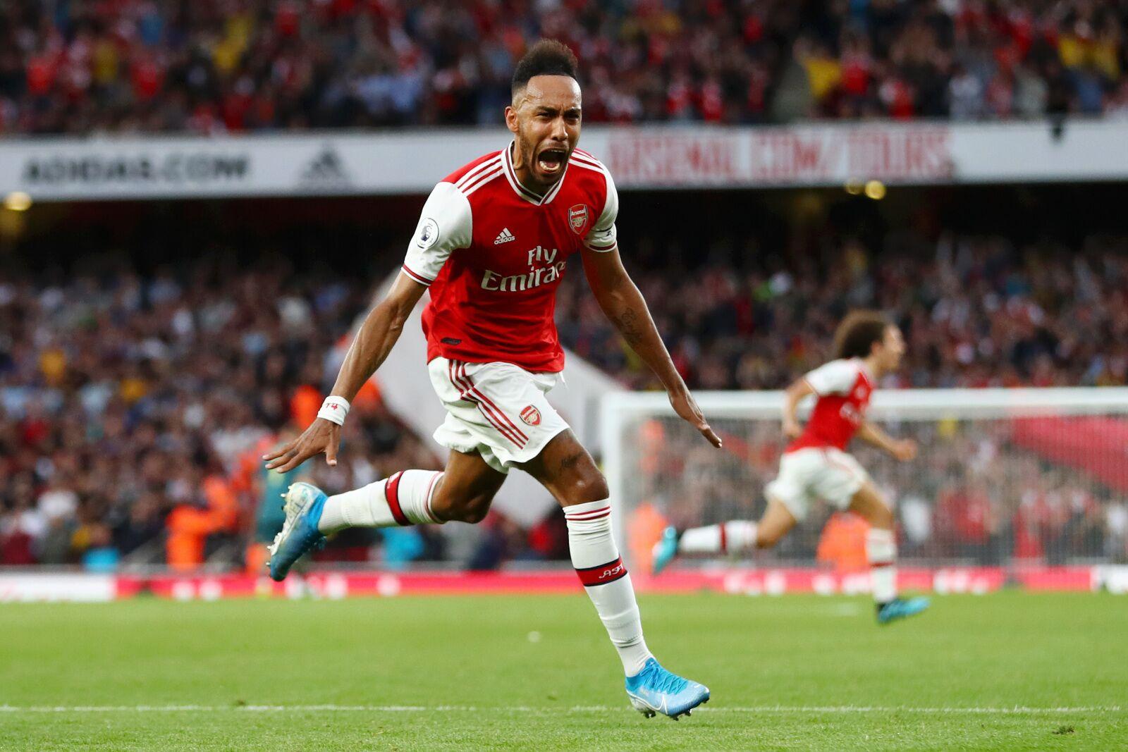World-Class Pierre-Emerick Aubameyang saves Arsenal yet again