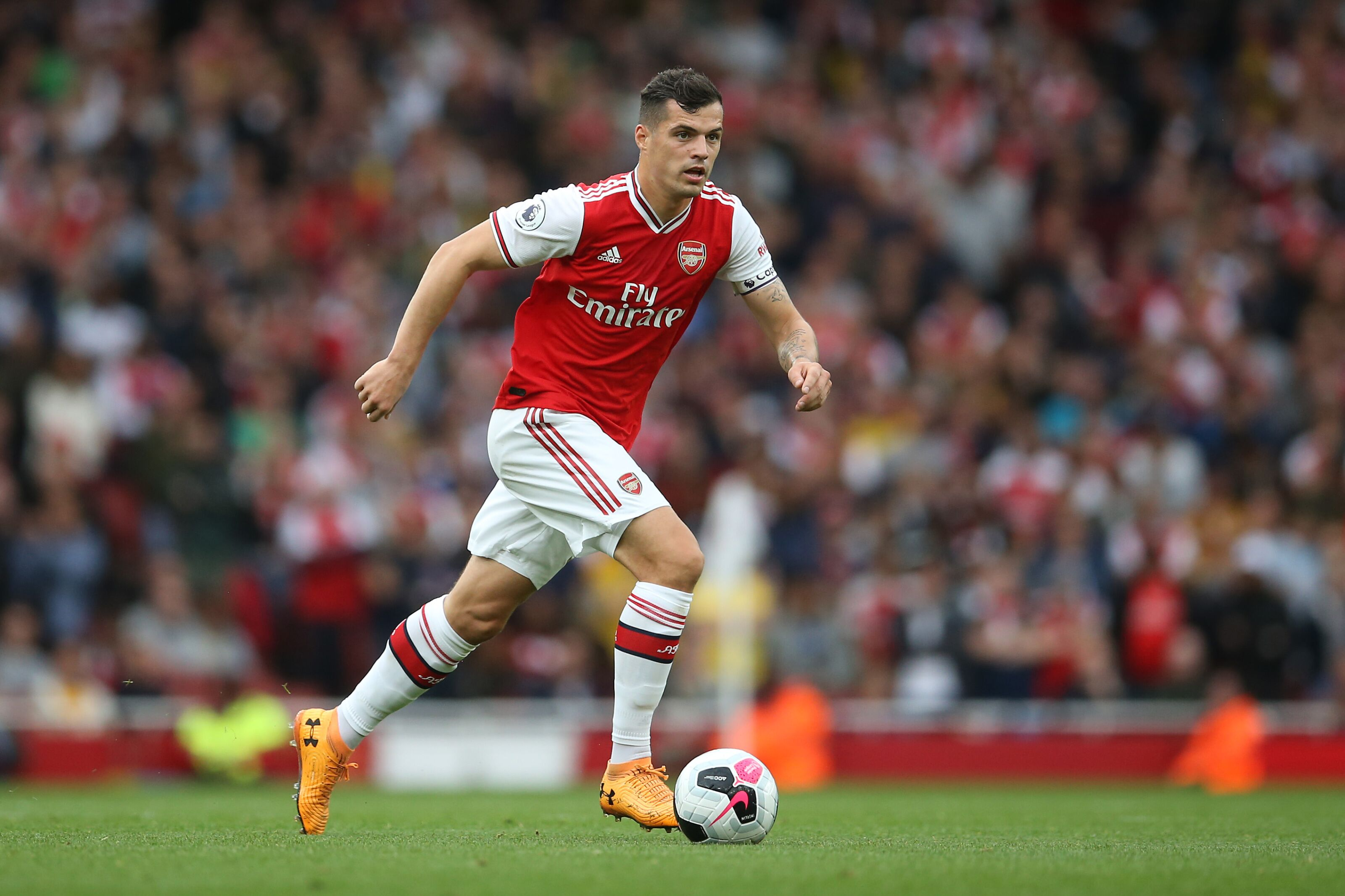 Is Granit Xhaka really the right choice for Arsenal captain?