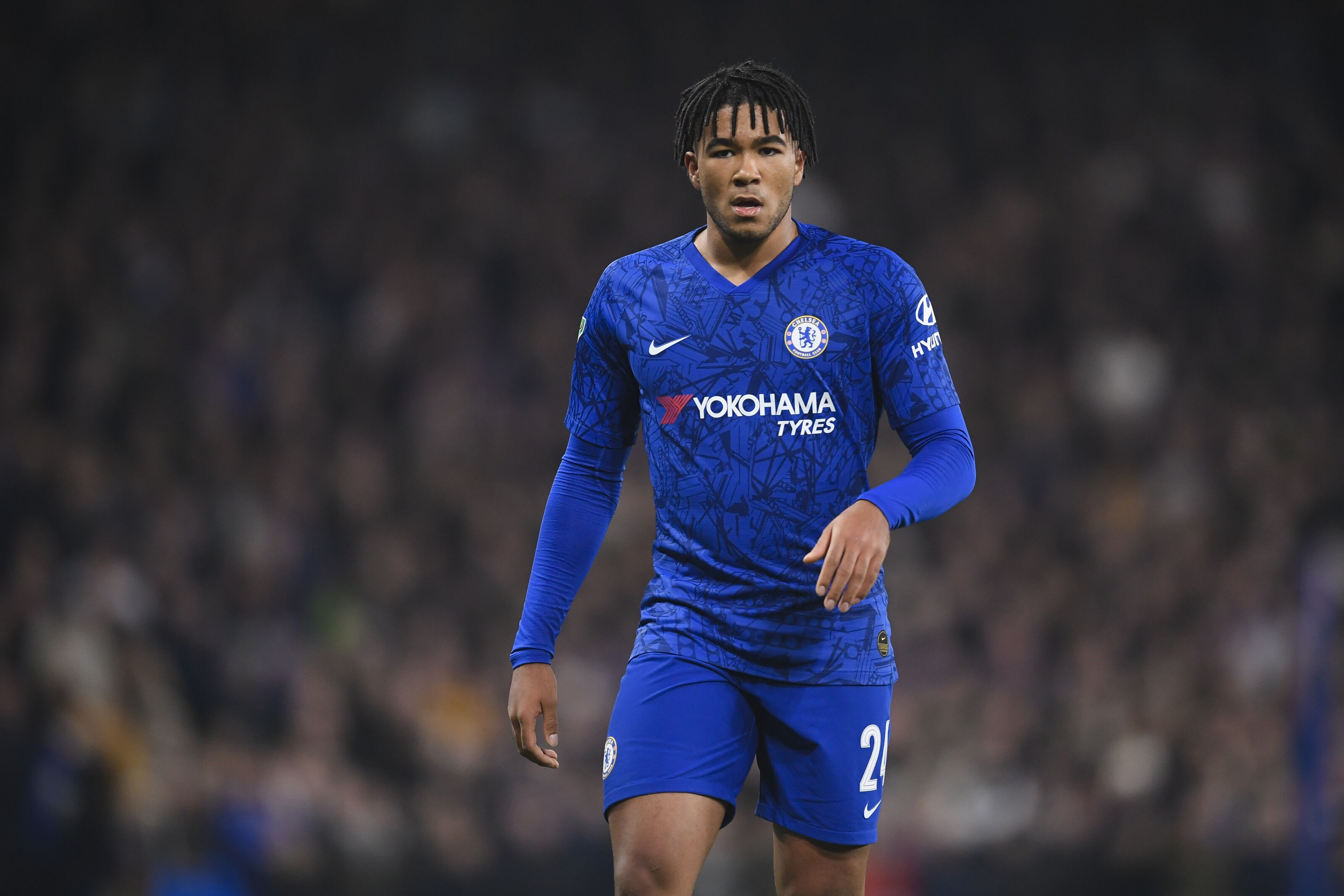 Rising star Reece James extends Chelsea contract until 2025