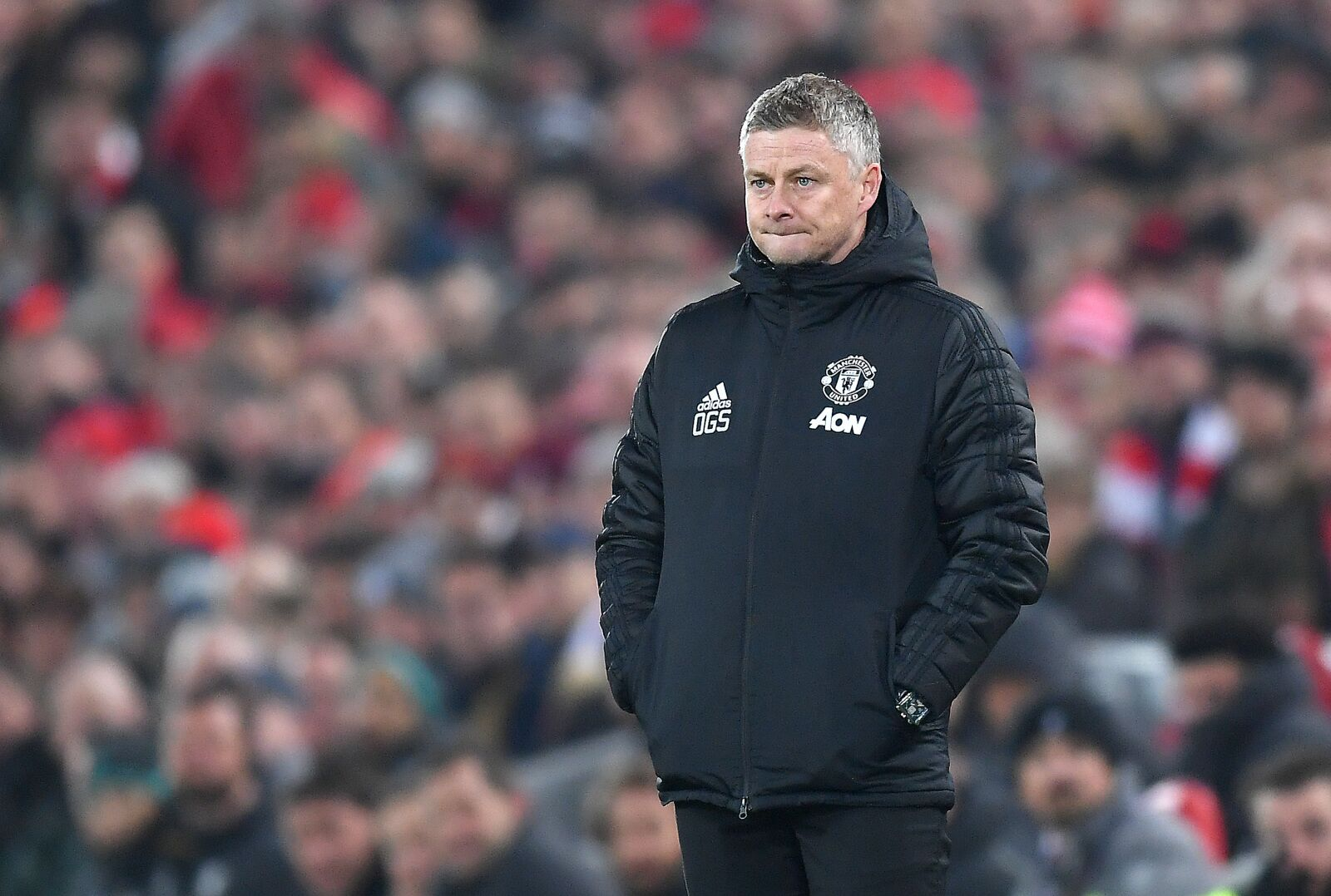 Man United getting charged for their errors in Liverpool loss