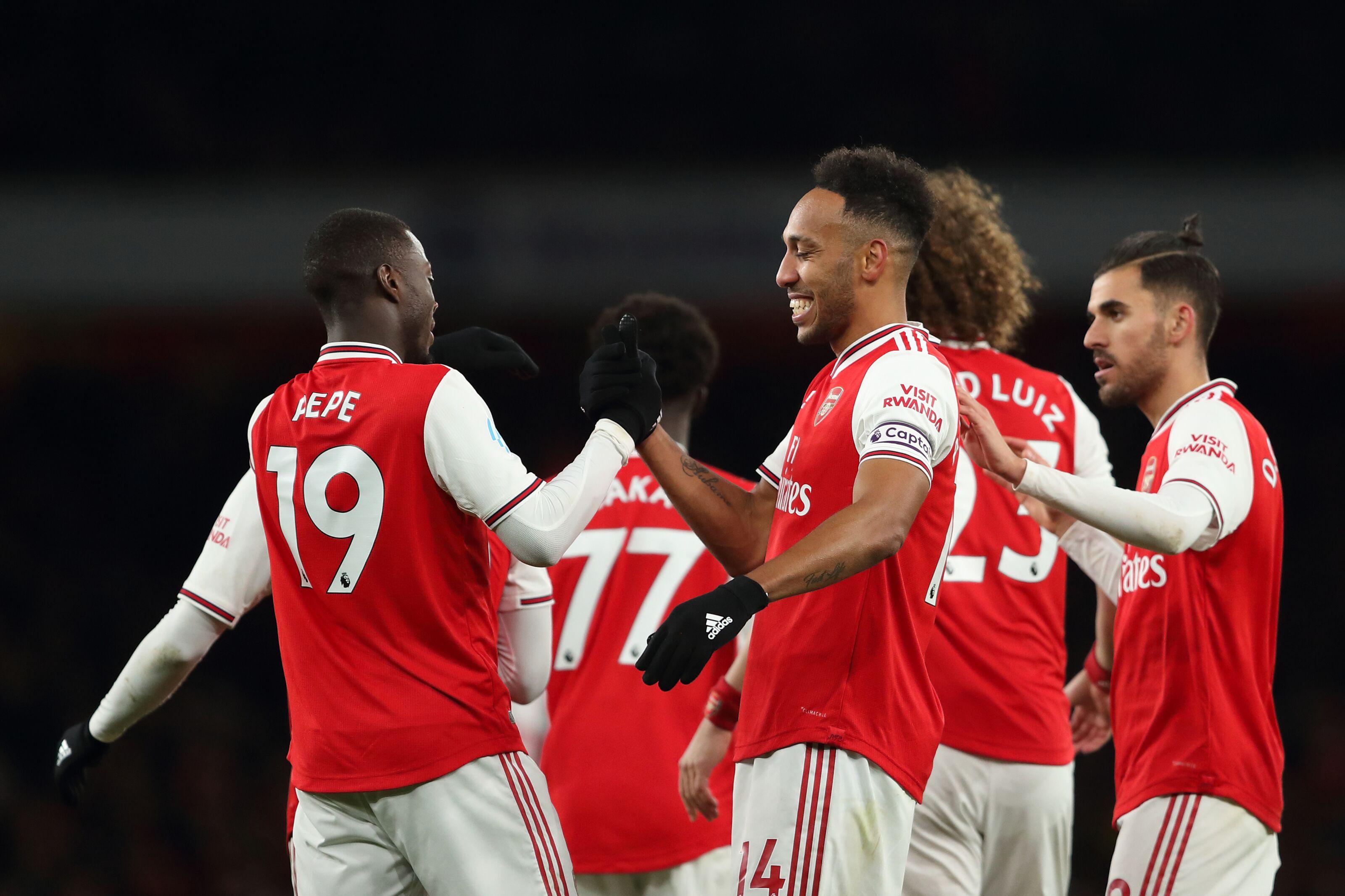 Pepe, Saka, and Ceballos shine in dominant and rare Arsenal victory