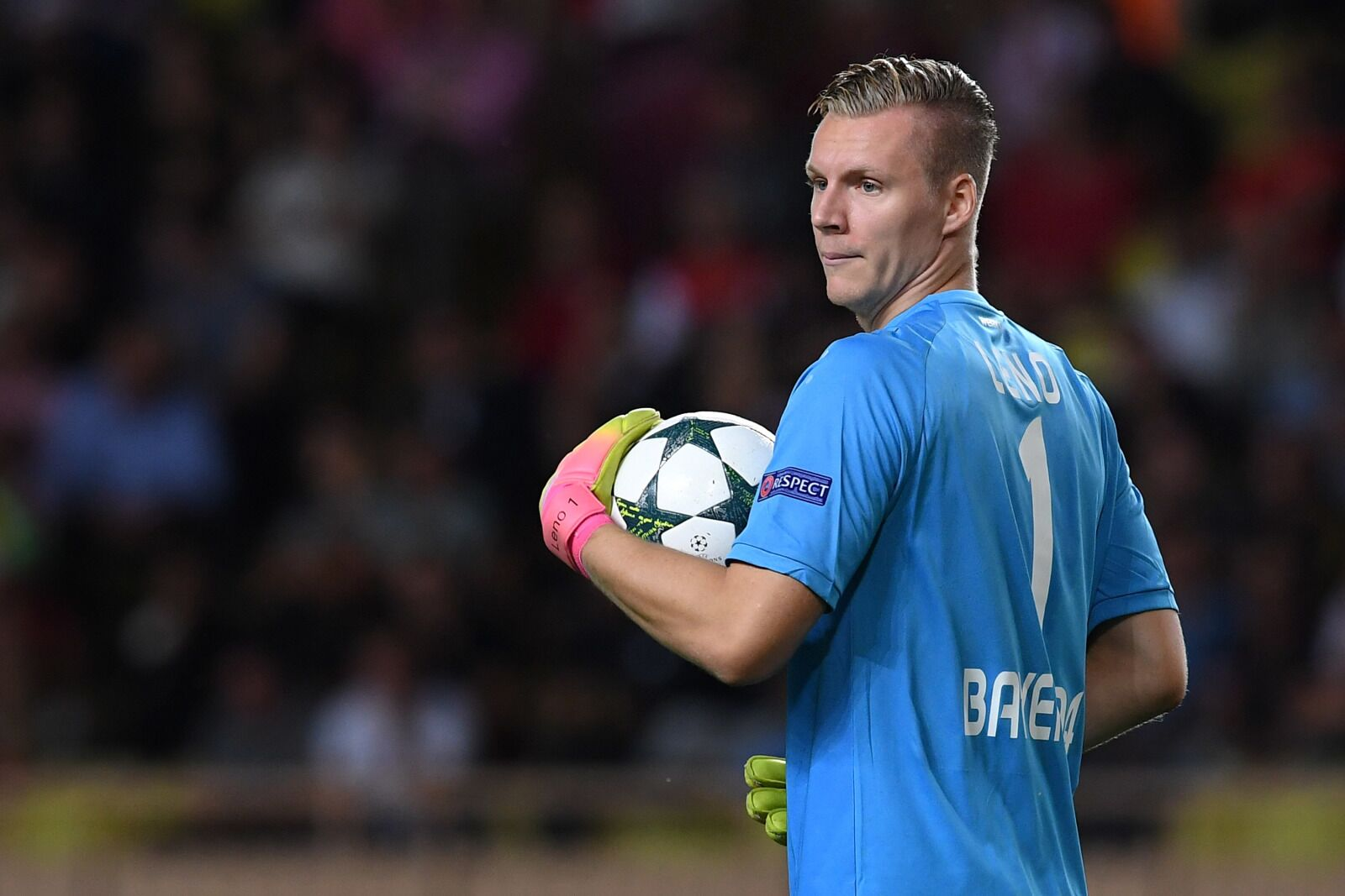 Arsenal: Bernd Leno Fills A Massive Squad Gap