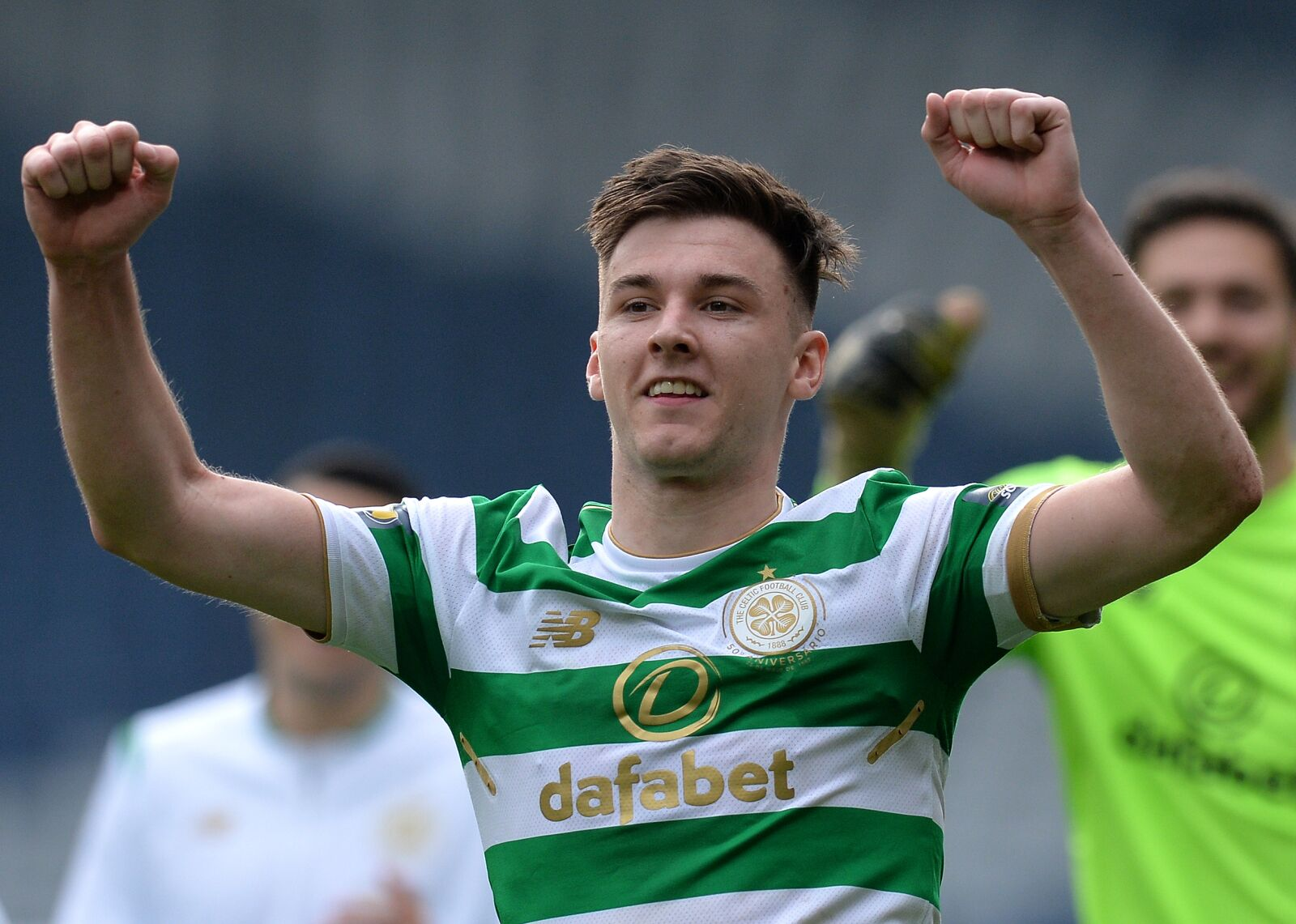 Celtic manager Lennon says Tierney to Arsenal deal is off