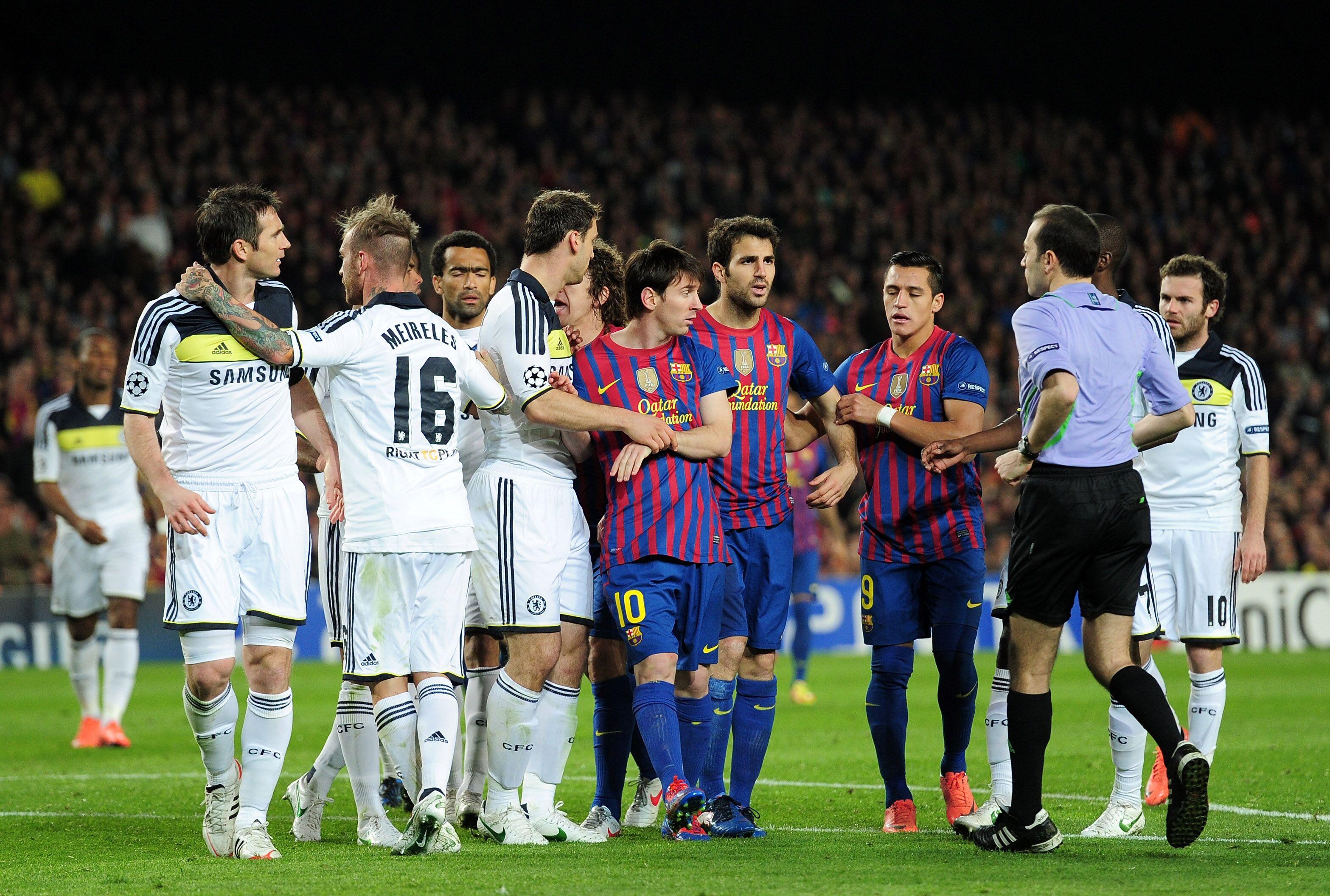 UCL: Chelsea cautiously invites Barcelona to Stamford Bridge