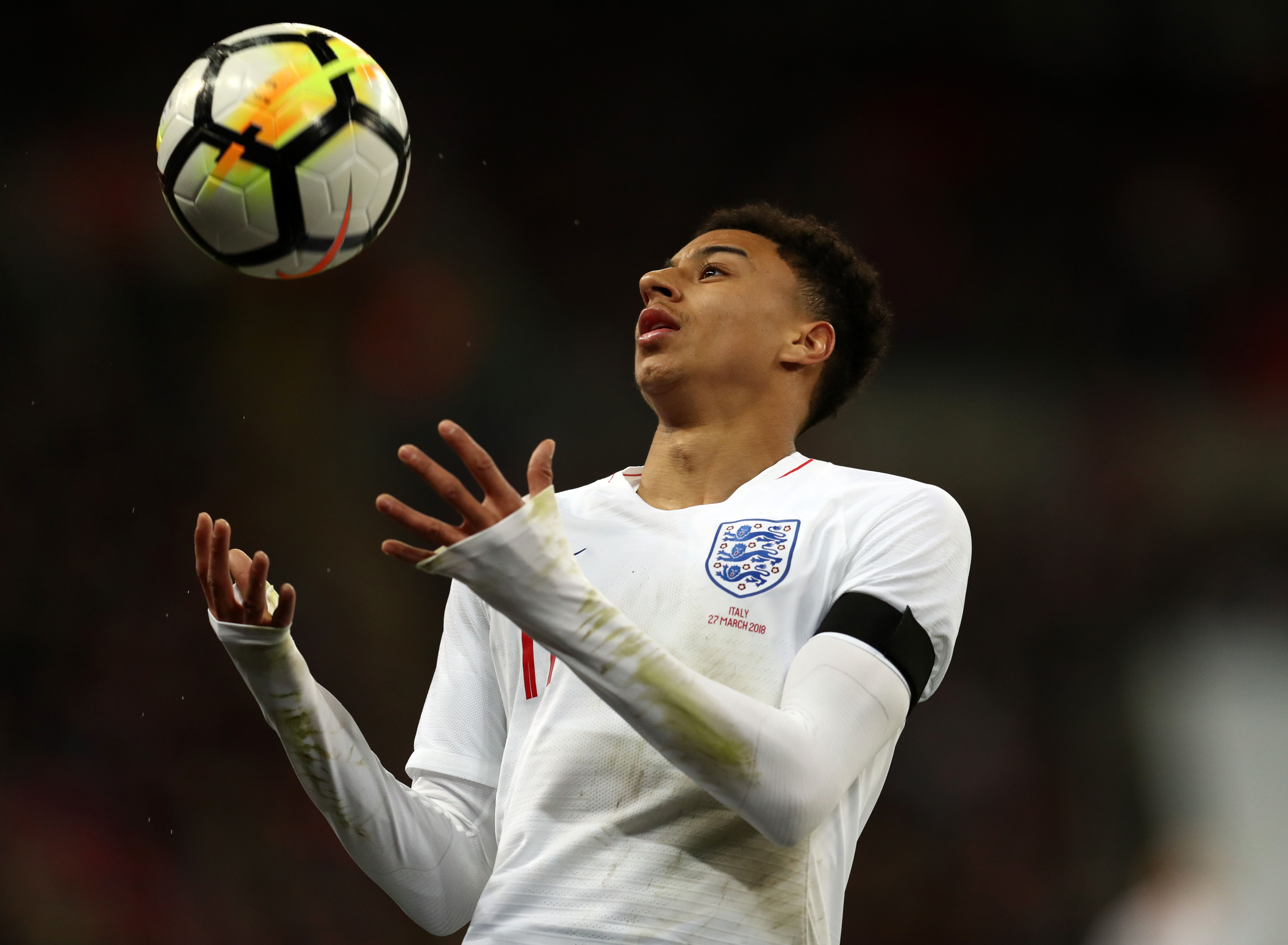 Manchester United: Why Jesse Lingard Should Start For