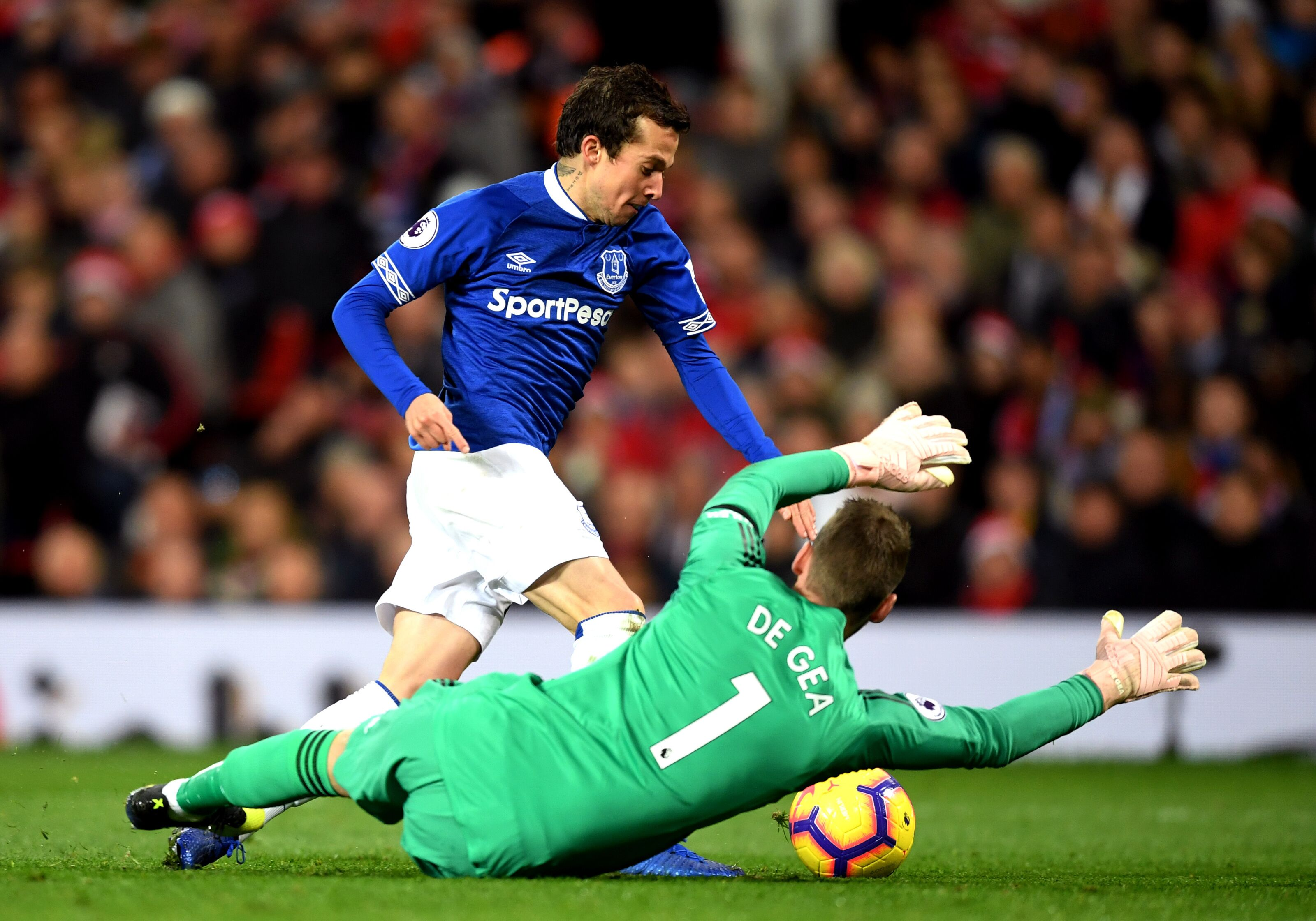 8f4389b6cba Flipboard: Everton shouldn't fear the visit of Manchester United