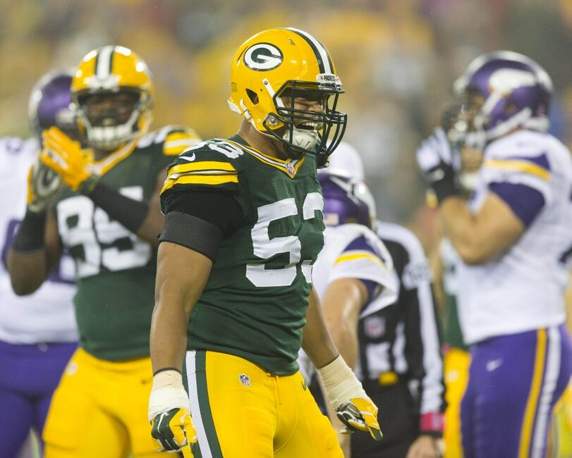 The minnesota vikings and green bay packers rivalry in the nfl