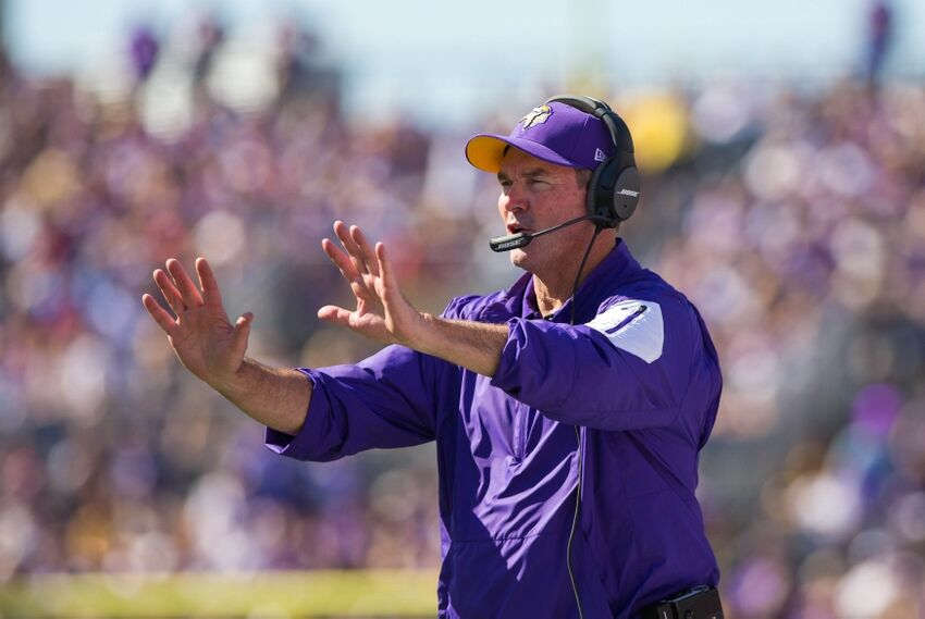 Minnesota Vikings Fans Players Won Over By Coach Zimmer