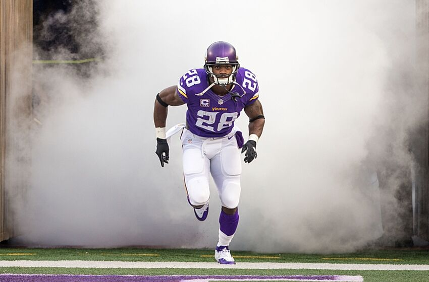 da5dbe86 Vikings RB Adrian Peterson looks to other sports for workouts