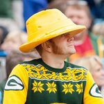 Green Bay Packers  John Kuhn appears in cheesehead flick 25e2a2cbe