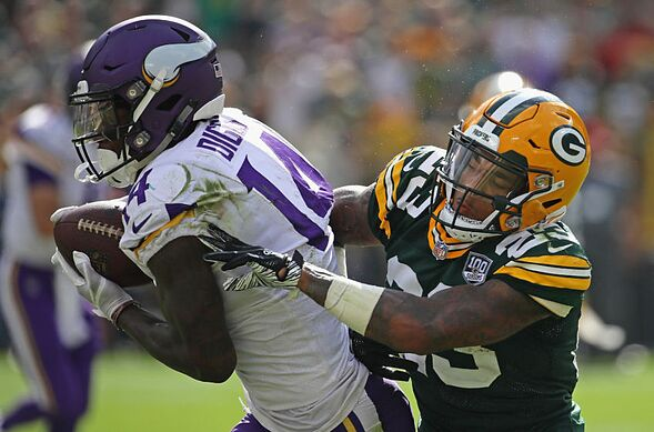 11a98a06e How the Minnesota Vikings will improve following their tie with the Packers