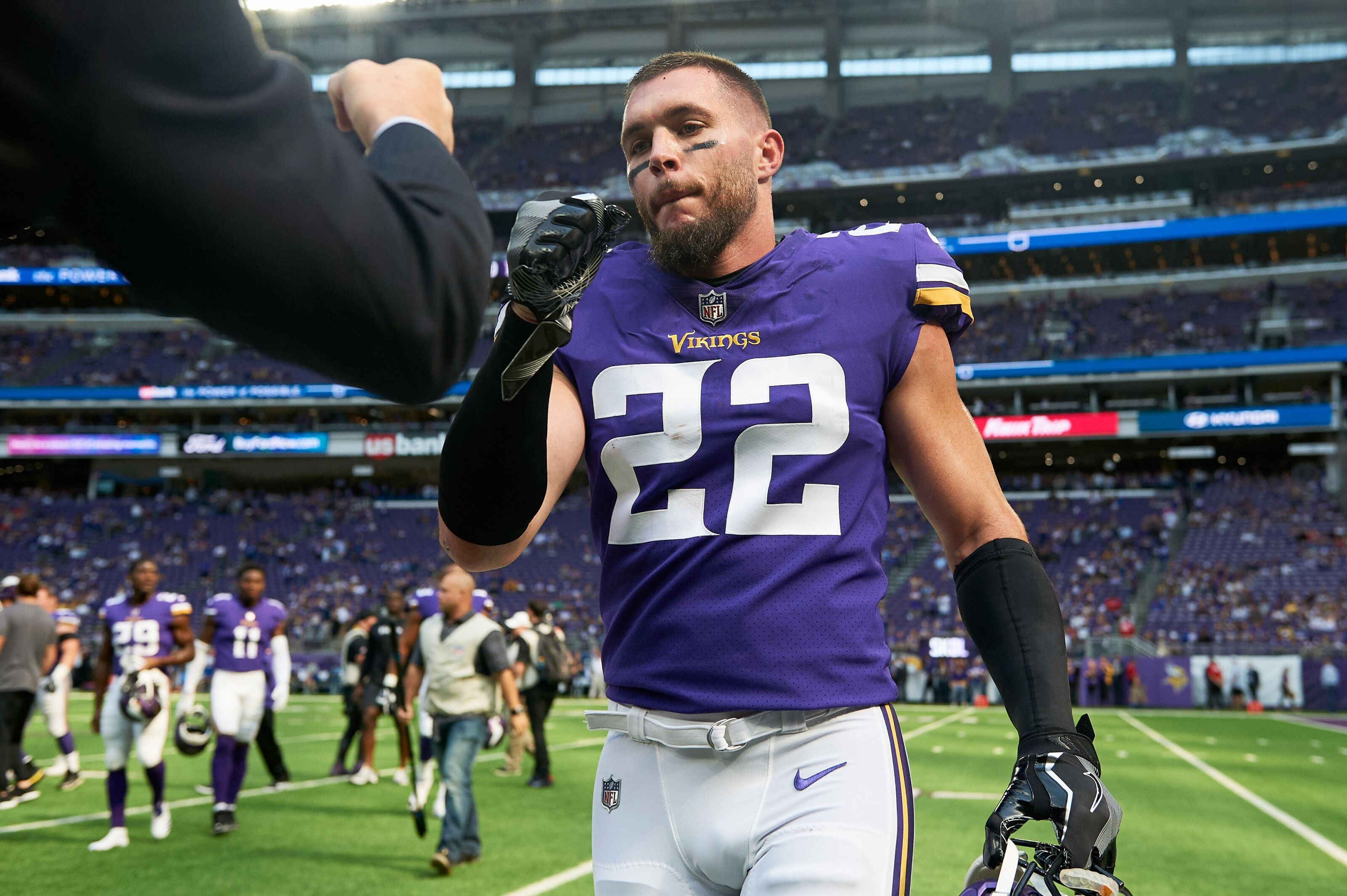 Rumor: Harrison Smith could be the next Vikings player to get extended