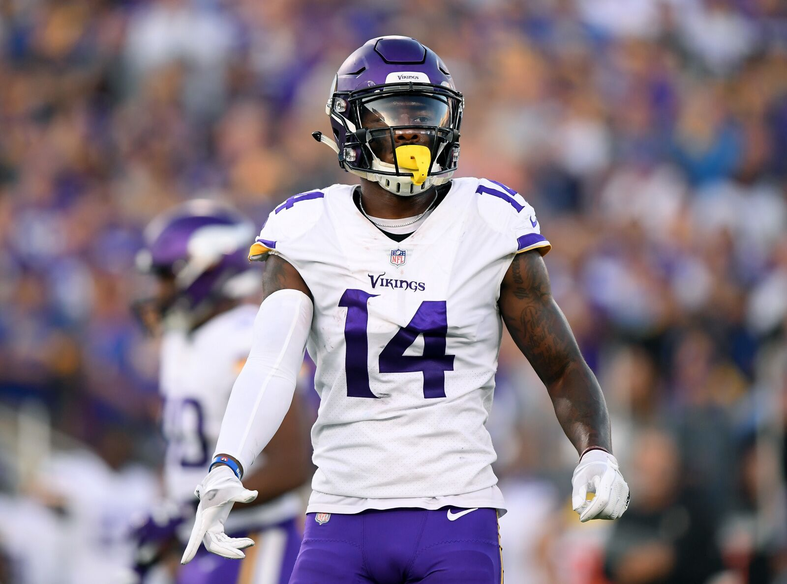 separation shoes a25e8 d42c5 Stefon Diggs' younger brother could play for the Vikings in 2019
