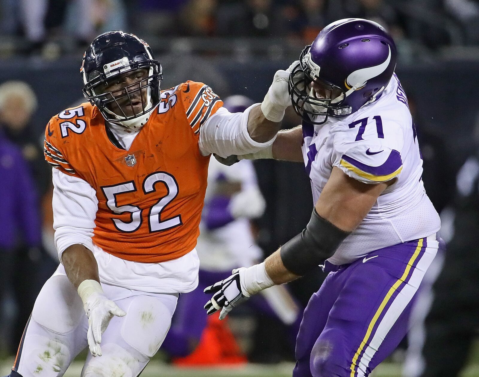 Could Vikings tackle Riley Reiff be a surprise cut this year?