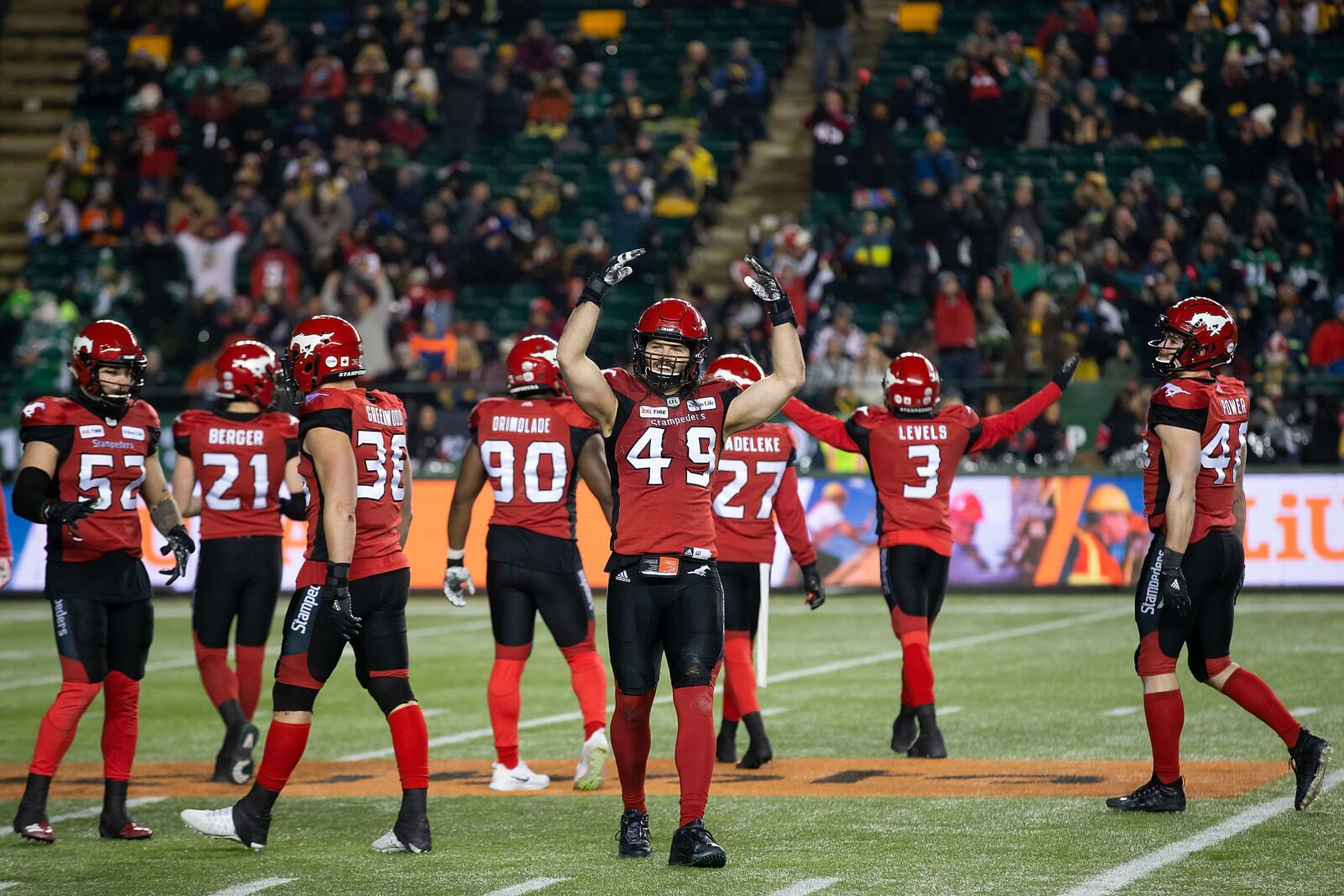 Minnesota Vikings look into adding the CFL's leading tackler