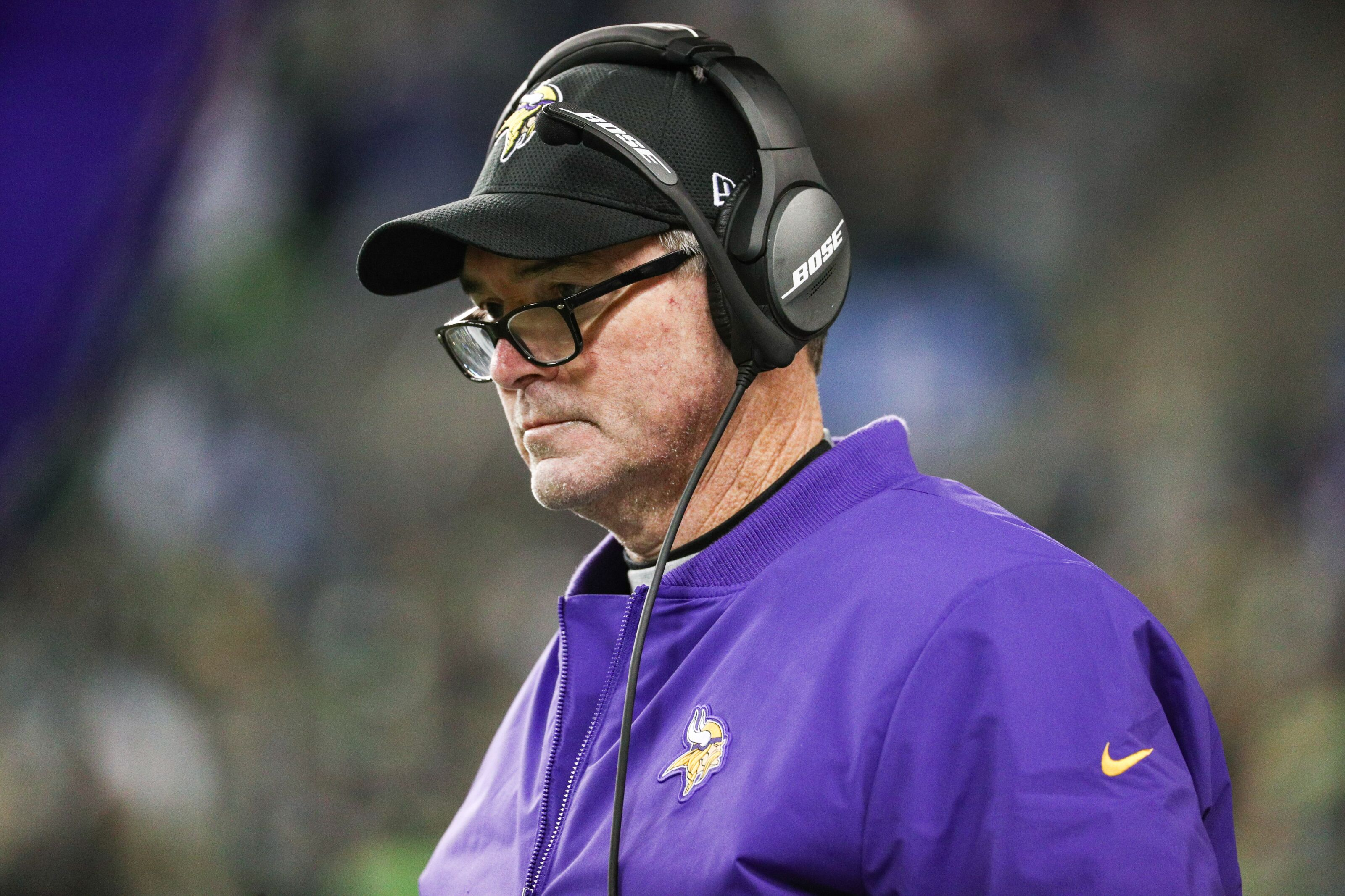 Is Mike Zimmer the real problem behind the Vikings' offense?