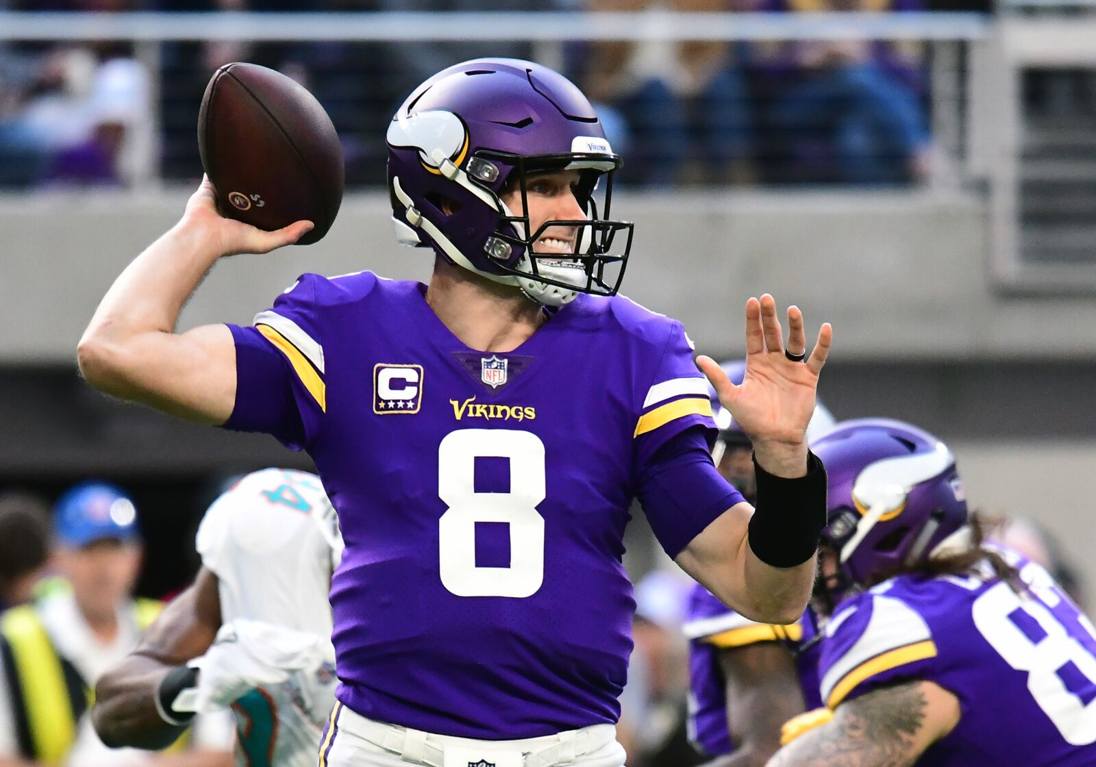 Kirk Cousins predicted to sign an extension with the Vikings