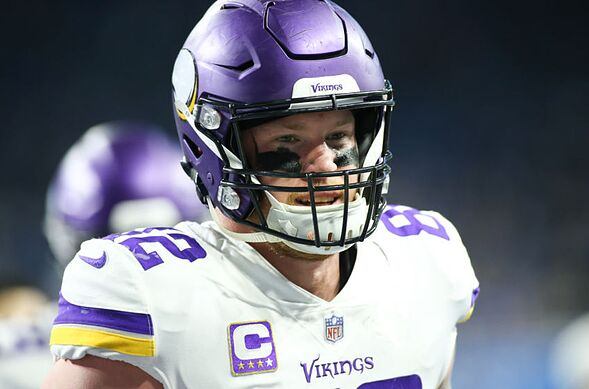 Will Kyle Rudolph be better or worse for the Vikings in 2019?
