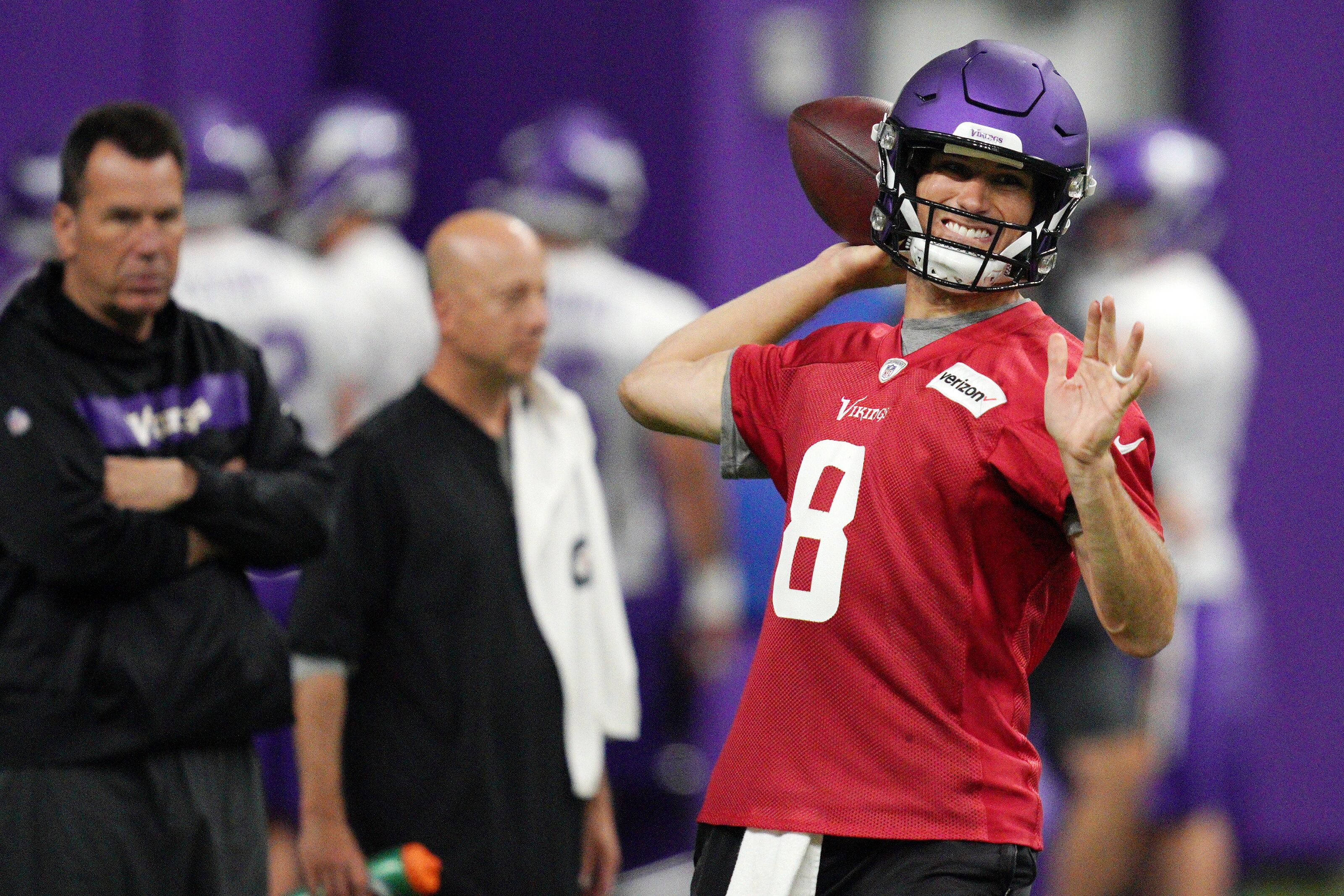 7 takeaways from the Minnesota Vikings' 2019 minicamp - Page 3