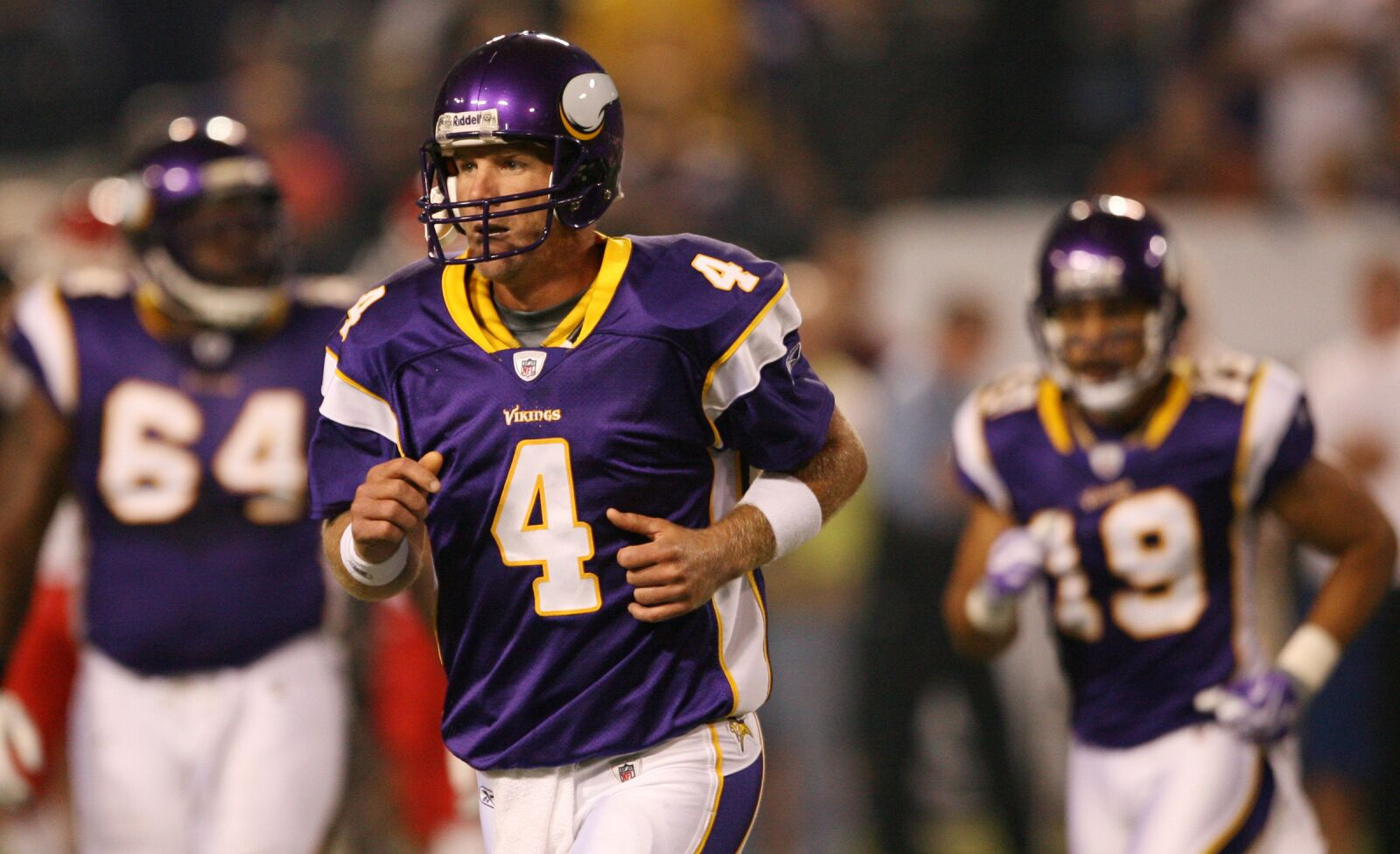 huge discount 99c9b b0d77 Four former Vikings QBs ranked among the greatest of all-time