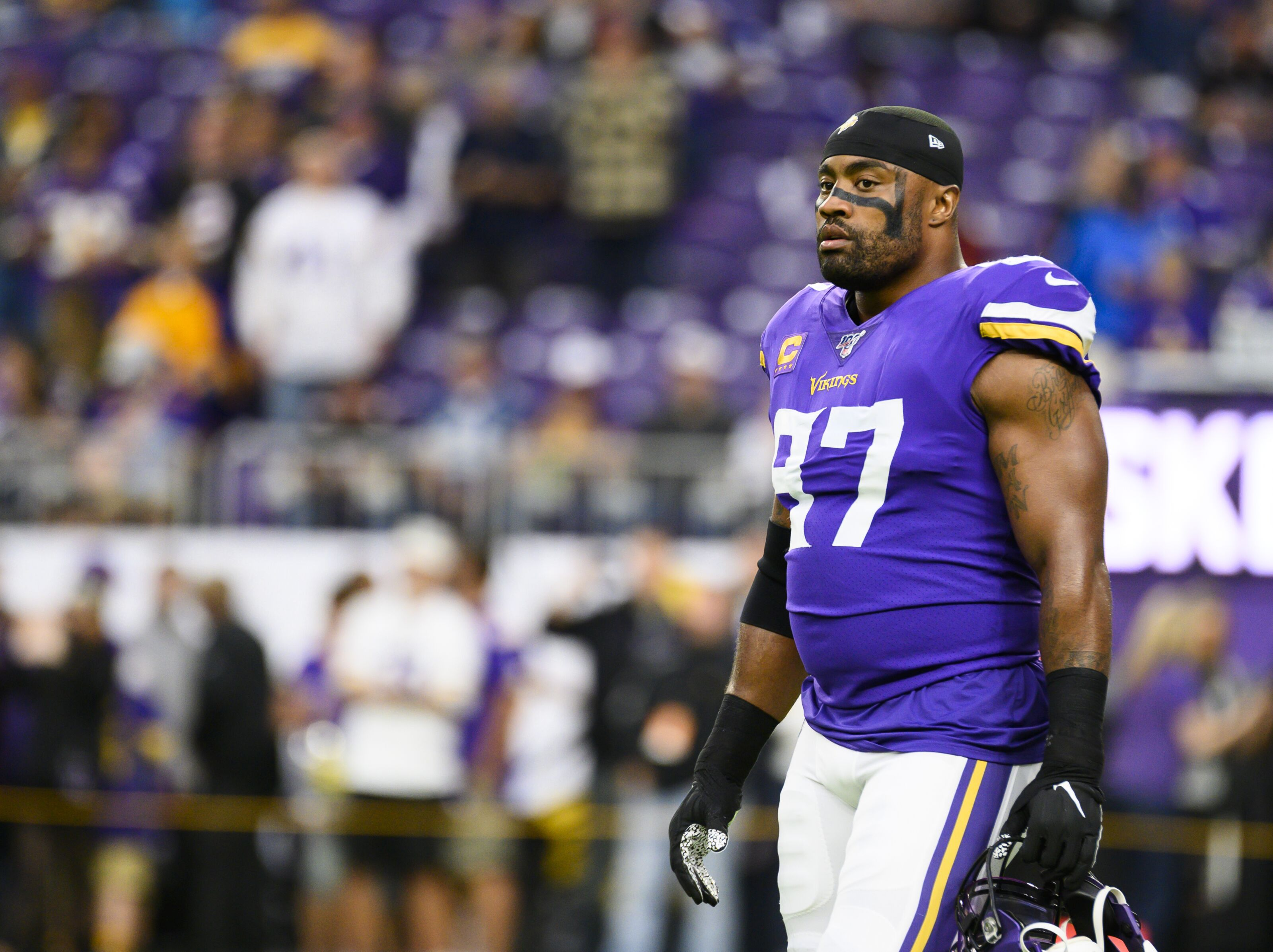 Everson Griffen is back and he may be even better than ever