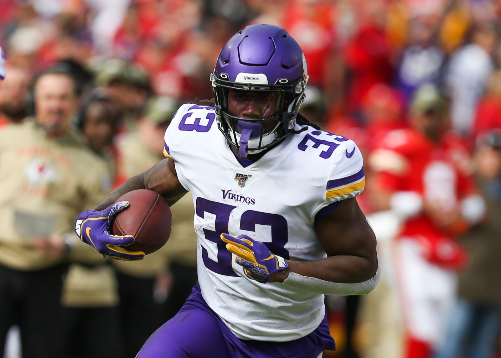 Dalvin Cook Has Some Injury Advice For Adam Thielen