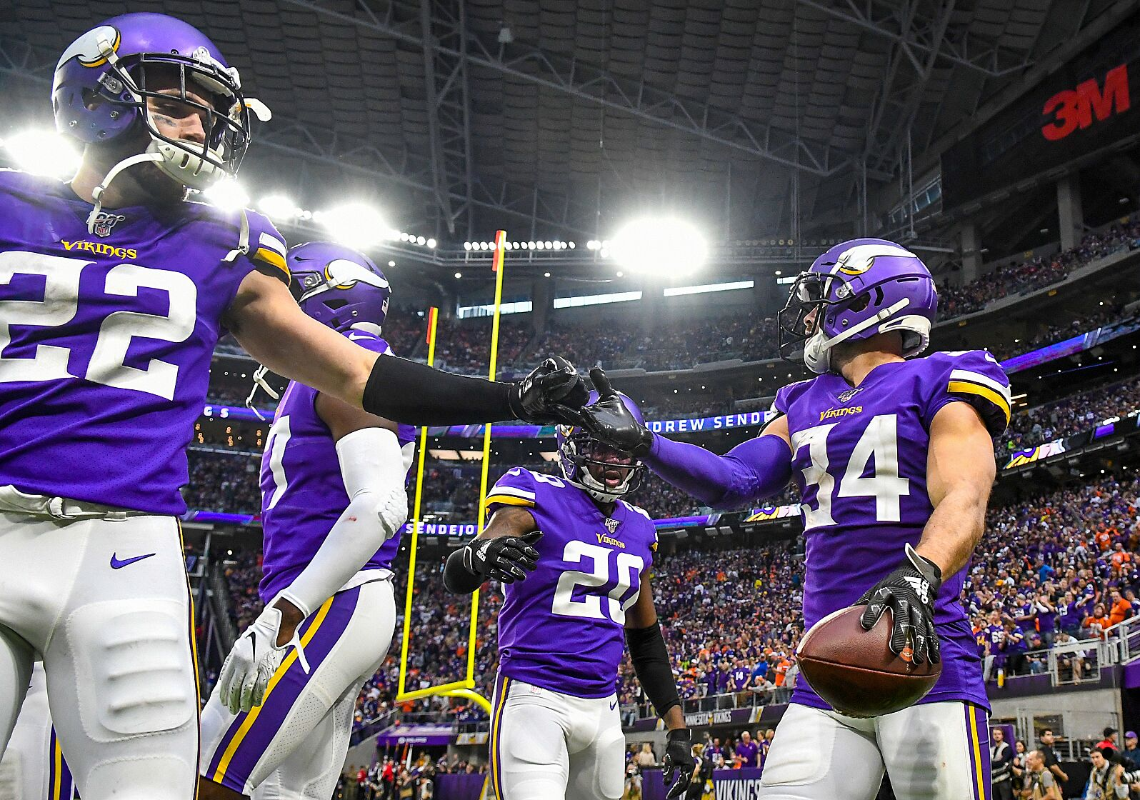 Minnesota Vikings Best And Worst Week 11 Vs Denver Broncos