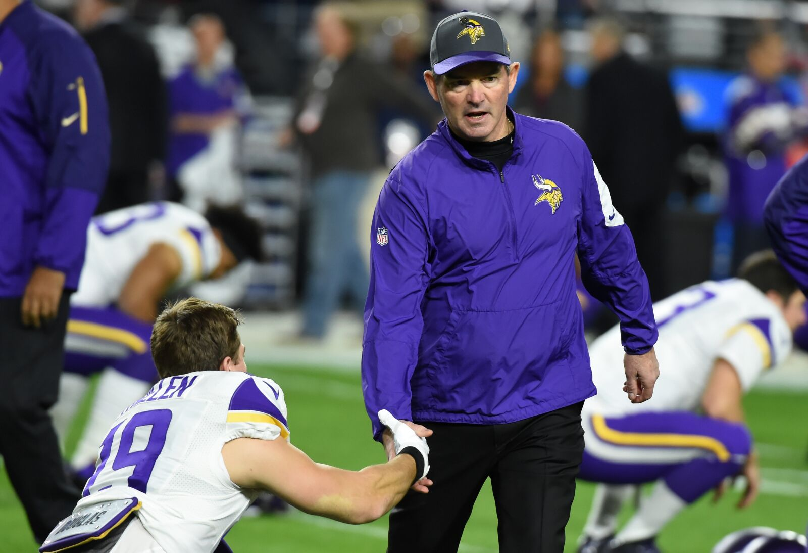 8ff00c95 Vikings are capable of being the NFC team in next season's Super Bowl