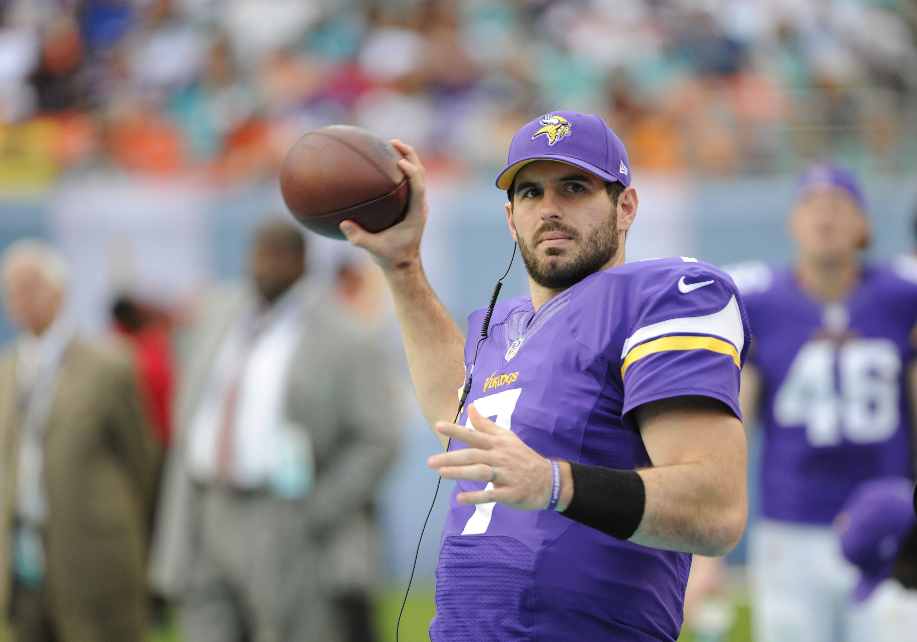 Christian Ponder named one of 2011's biggest draft busts