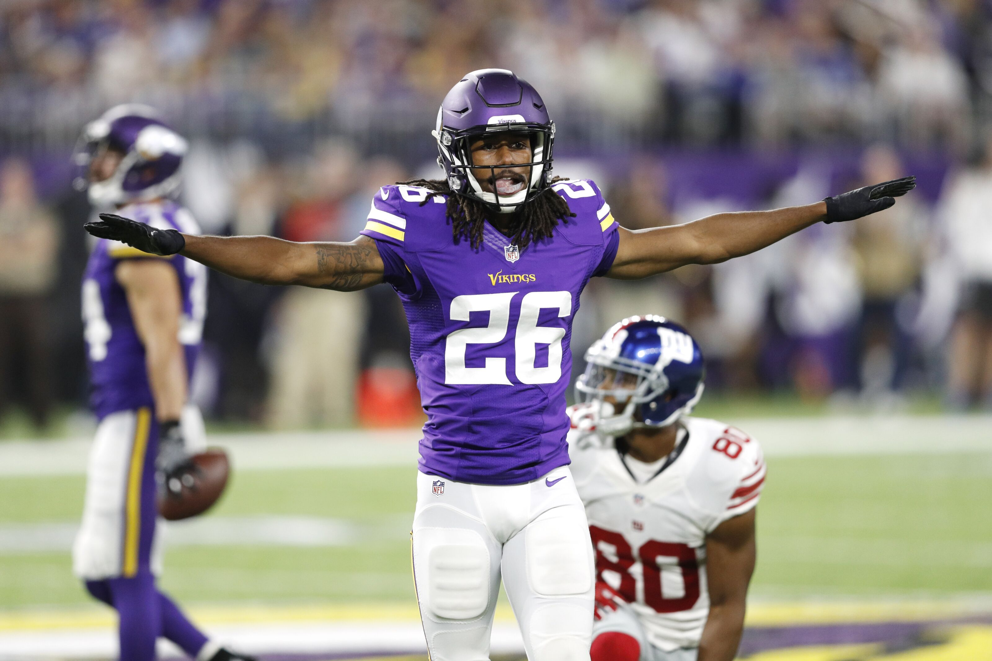 Flashback Friday: Vikings take care of the Giants in 2016