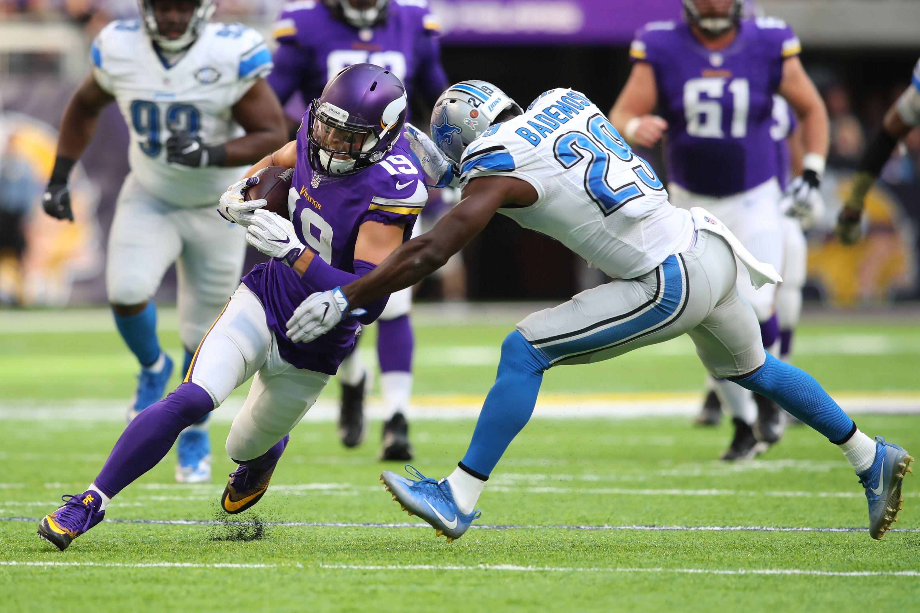 Detroit Lions Video View all the most recent video content from the Detroit Lions
