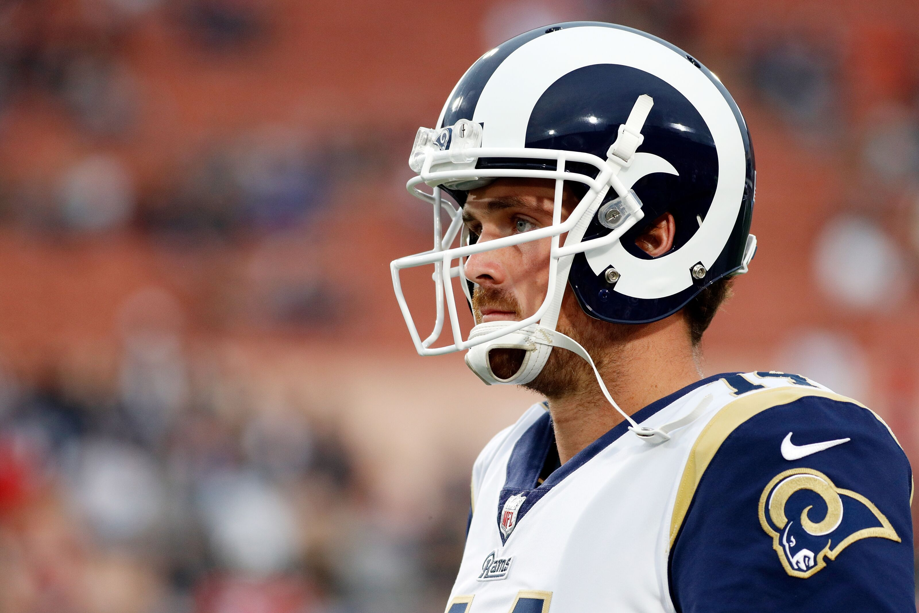 Report: Vikings to meet with former Rams quarterback this week