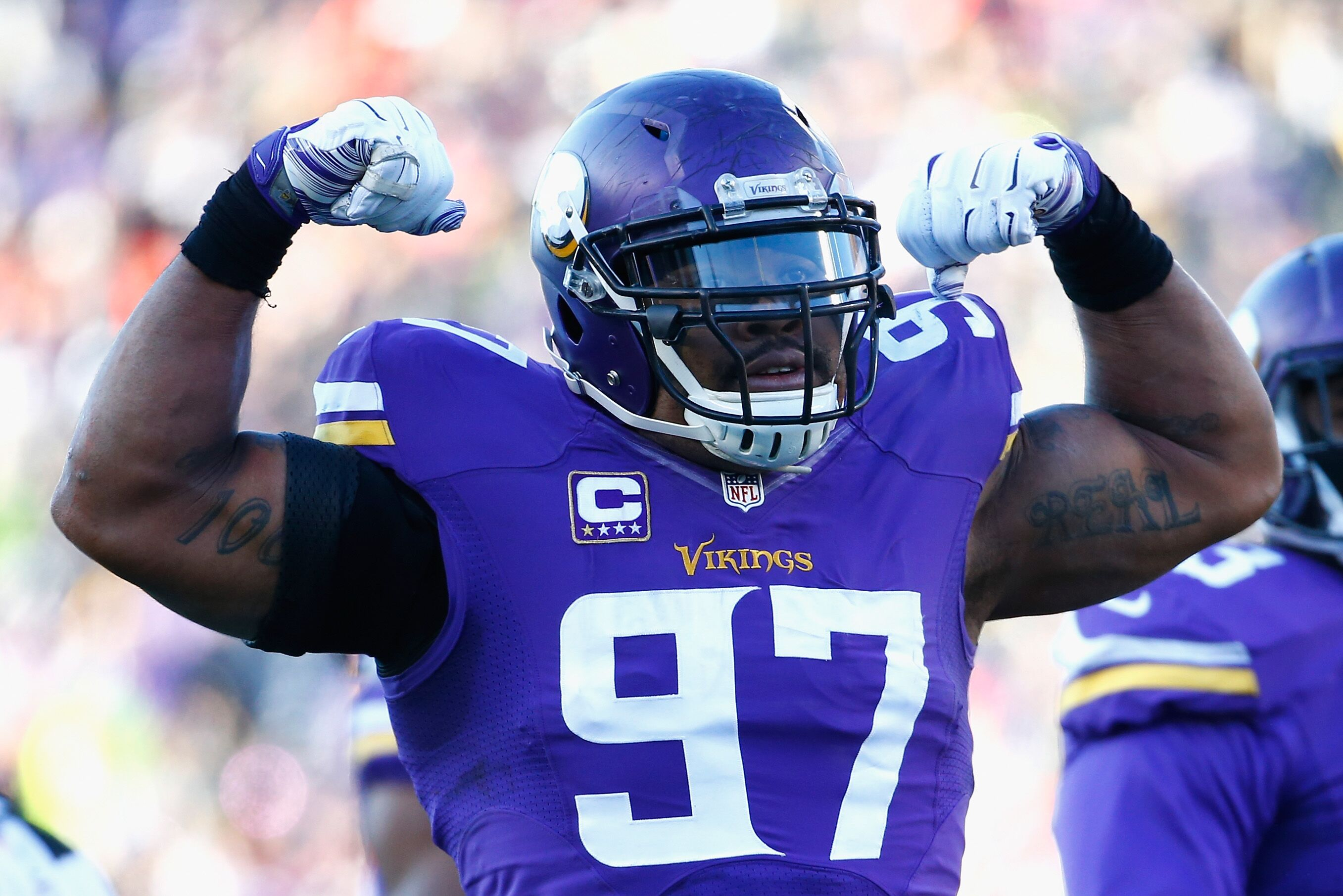 Better or worse for the Minnesota Vikings in 2017 Everson Griffen