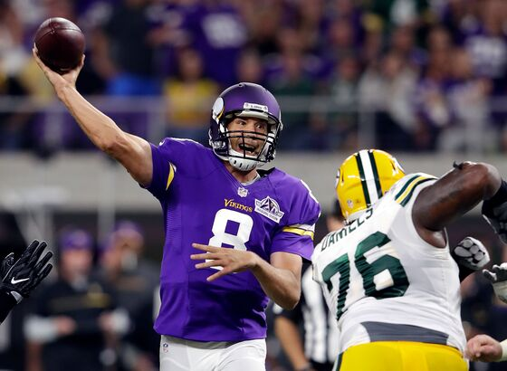 967e99df One year later, was the Sam Bradford trade worth it for the Vikings?