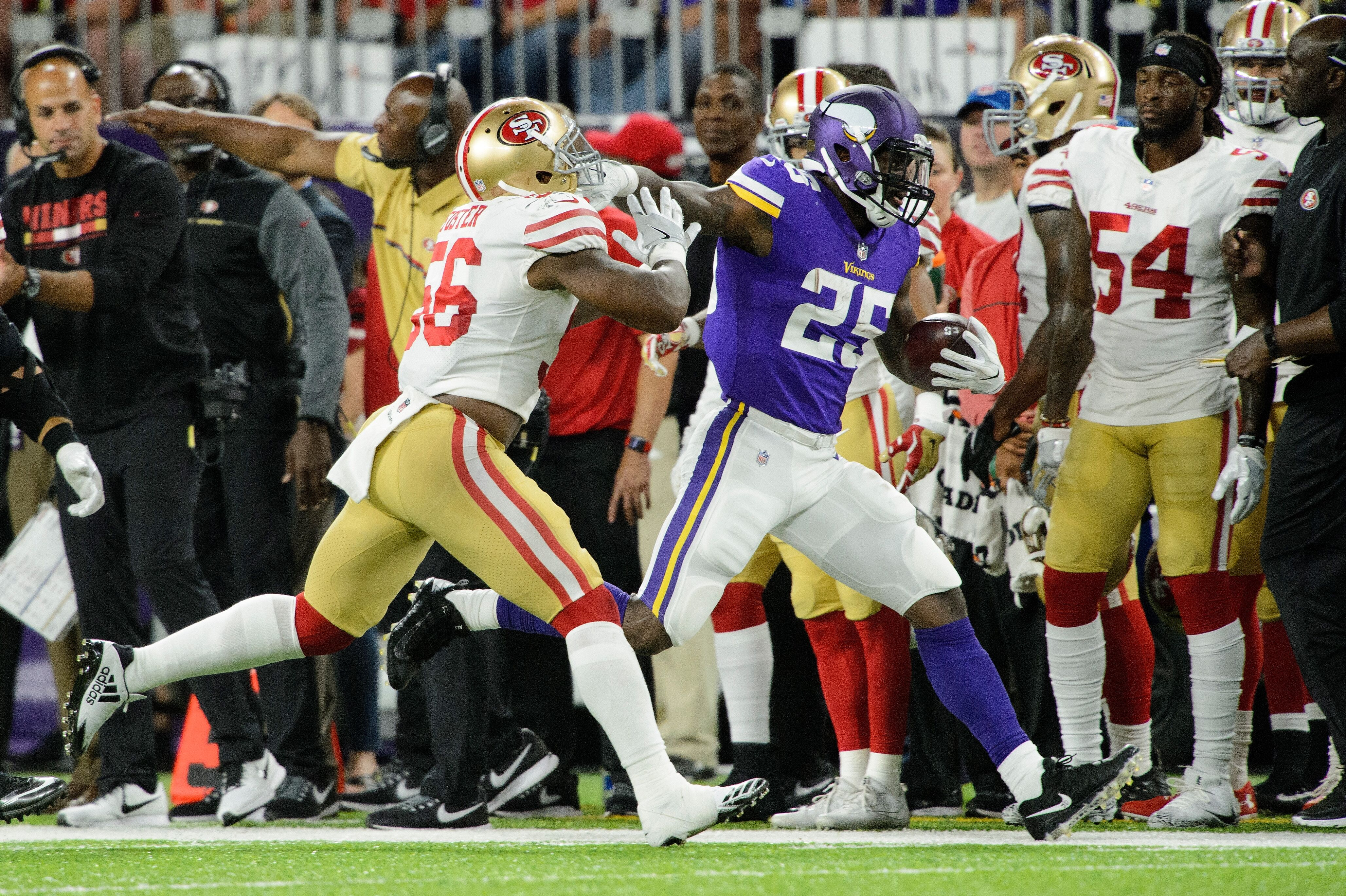 How to watch Minnesota Vikings vs 49ers in Week 1: Stream, time and date