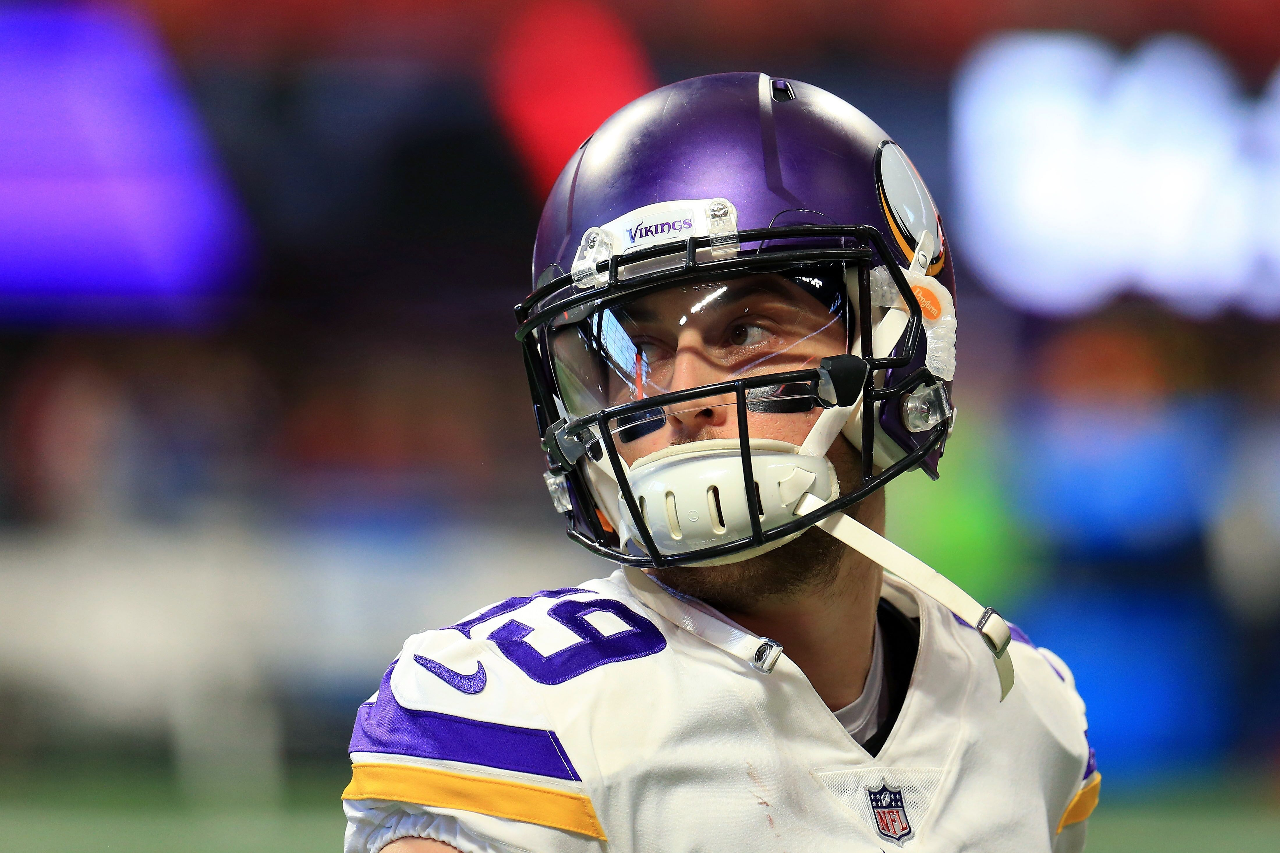 Adam Thielen praises phenomenal work of Kirk Cousins in Vikings practice d3be59652
