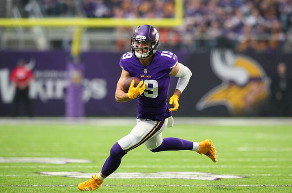 promo code deae2 11dd5 Four members of the Minnesota Vikings voted to this season's ...