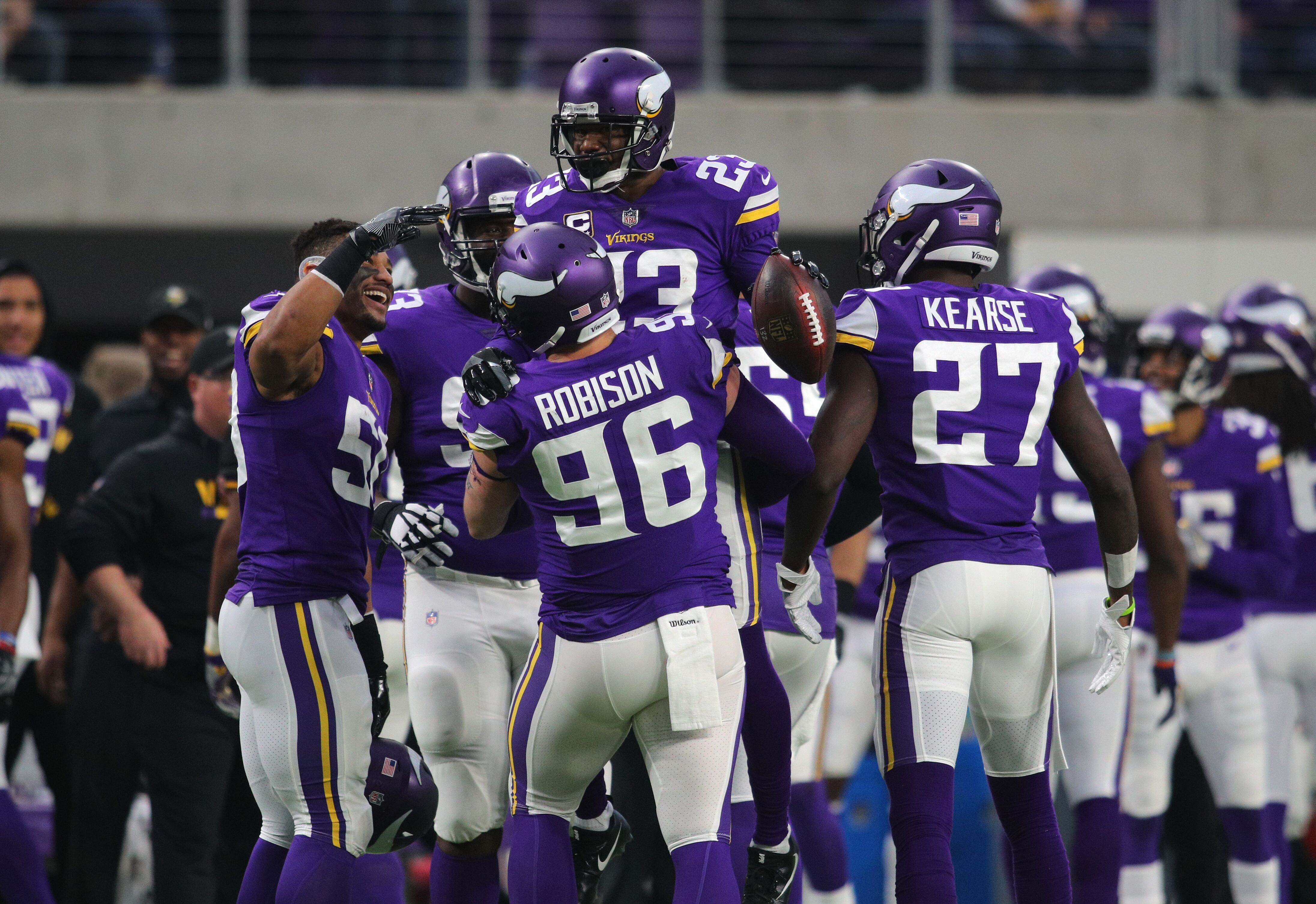 Terence Newman   I just want to win a ring  with the Vikings 219697f92