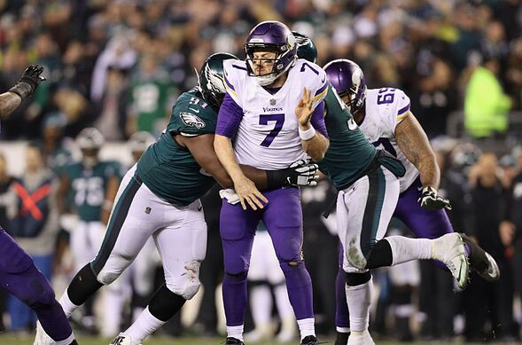 ce5b7da4 Minnesota Vikings vs Eagles: Conference Championship Ups and Downs
