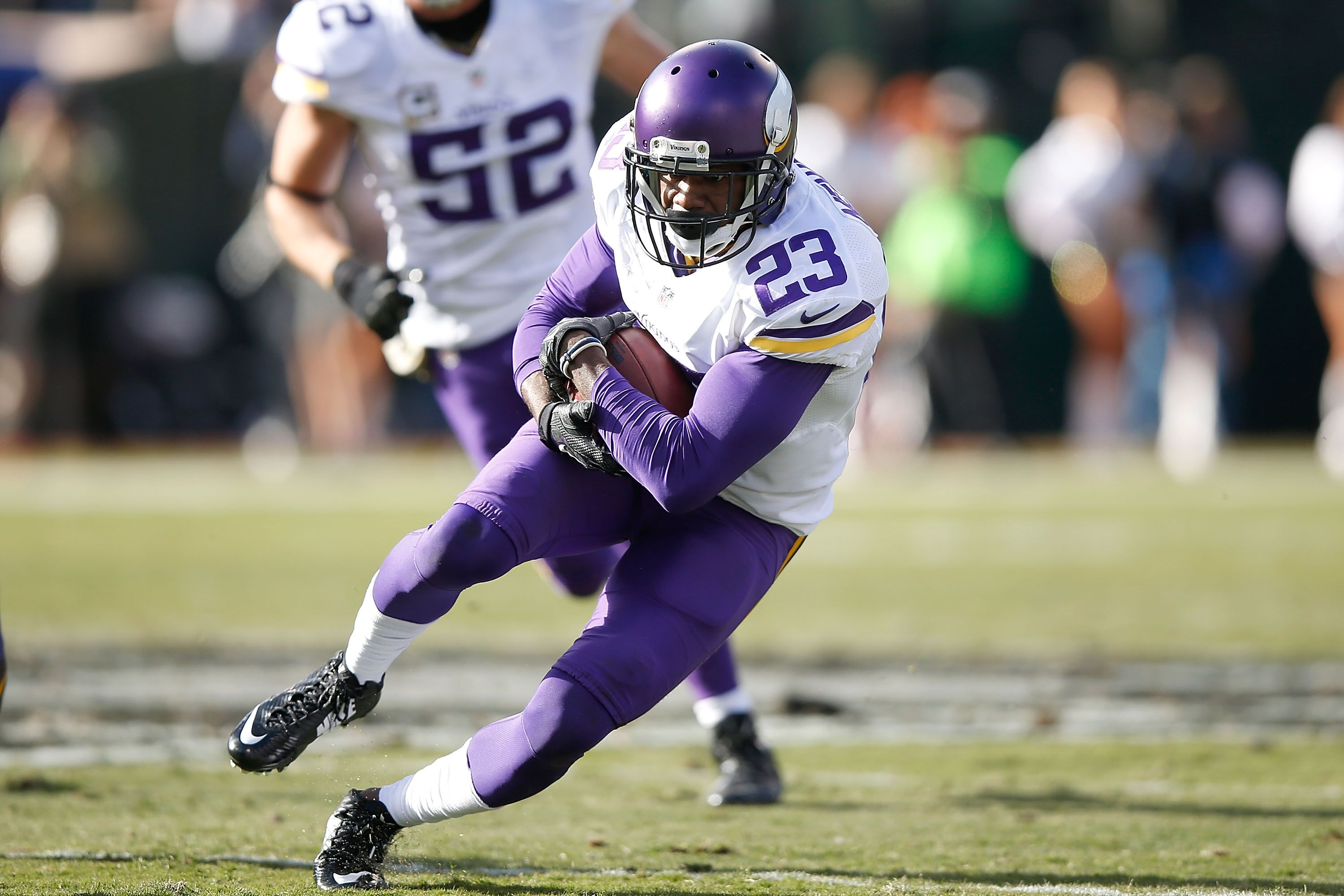REPORT  Minnesota Vikings are working on re-signing Terence Newman 43c559550