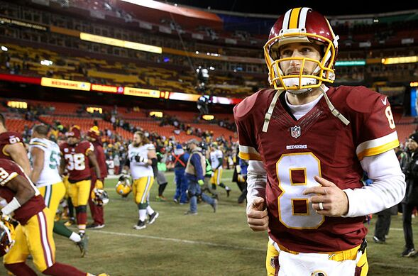 214bfca1a Minnesota Vikings  4 reasons to be excited about Kirk Cousins