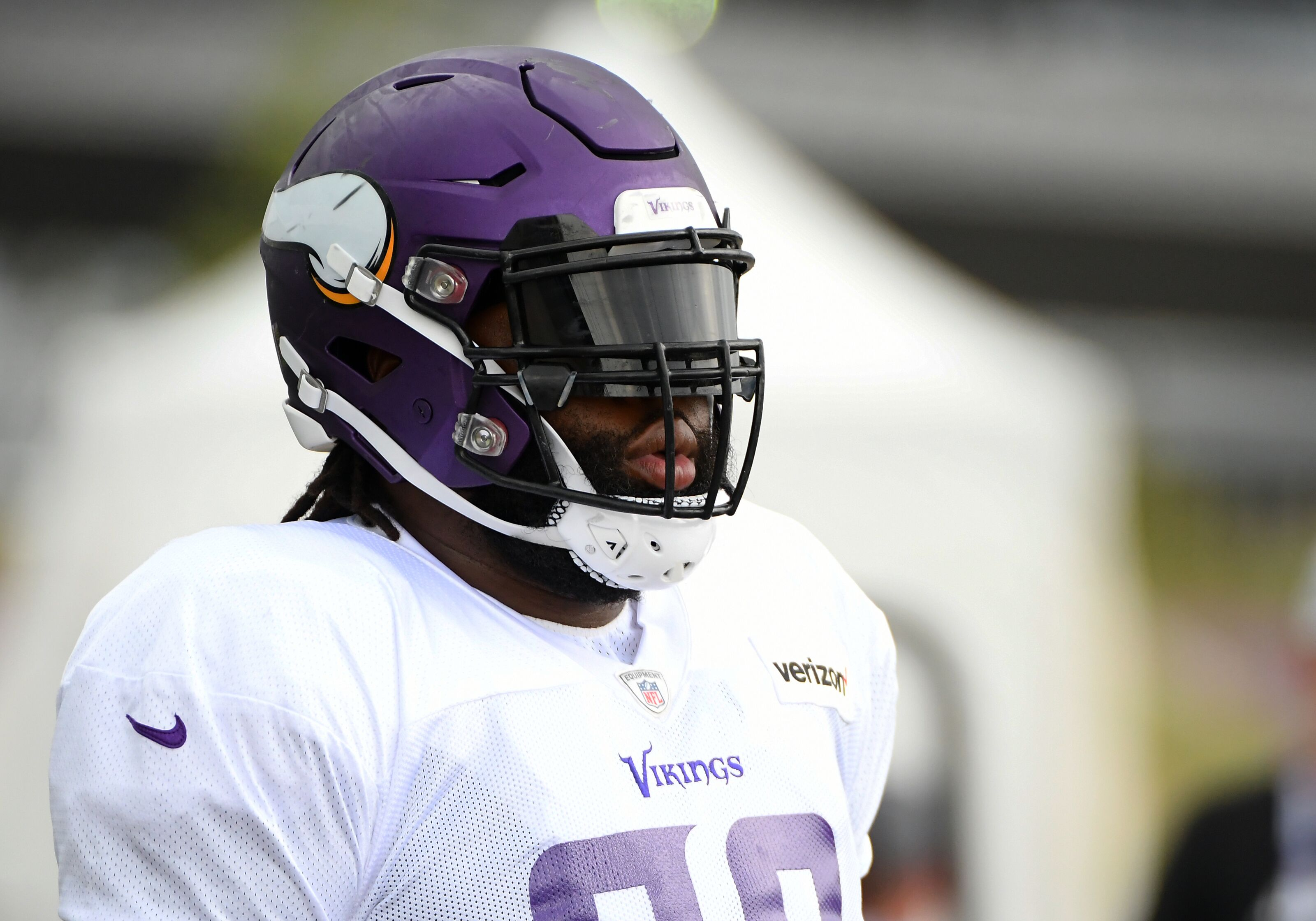 bbcd320b Time to worry about Linval Joseph's absence from the Vikings?