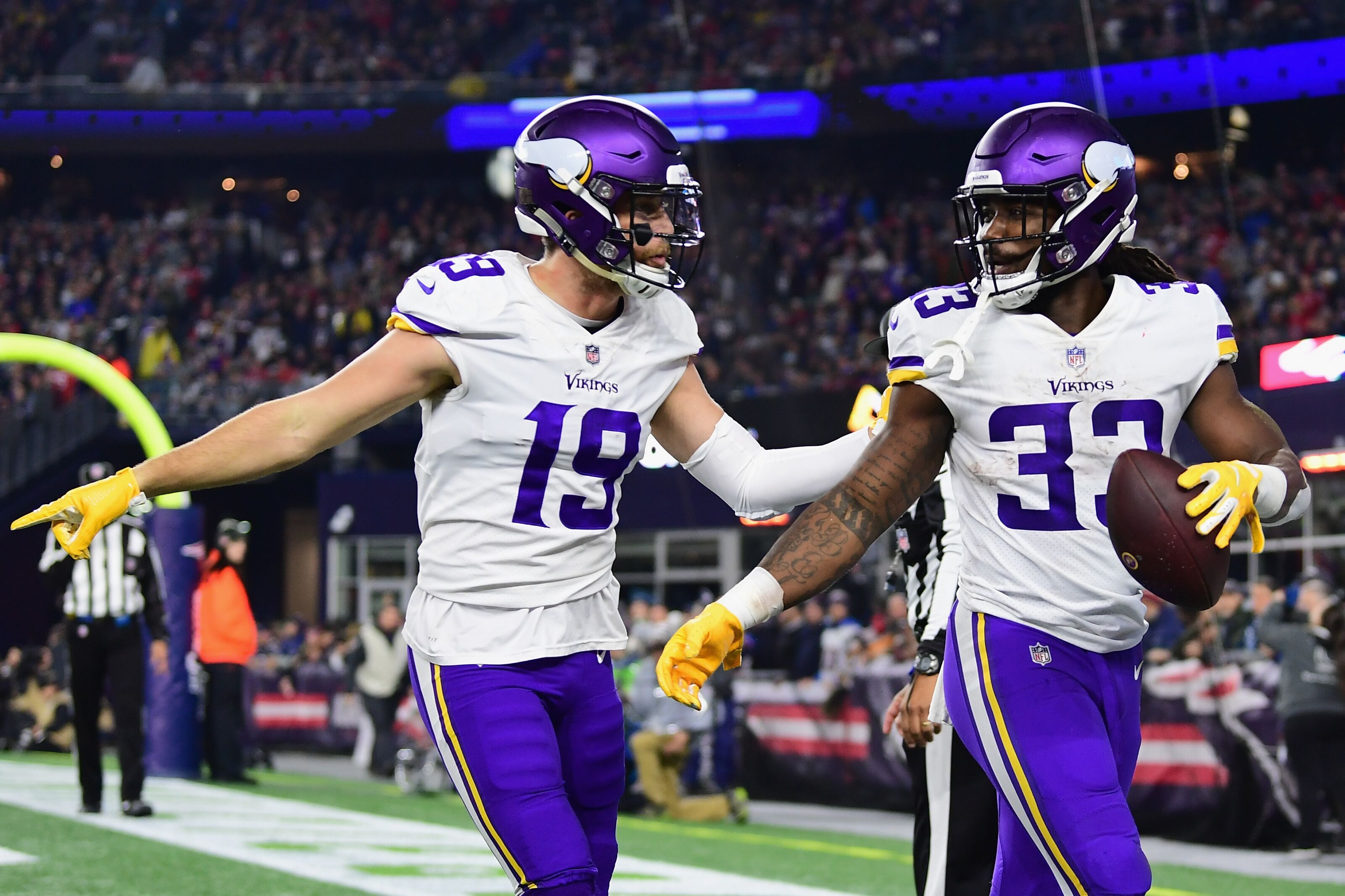 Adam Thielen Thinks Dalvin Cook Might Be The Nfl S Best