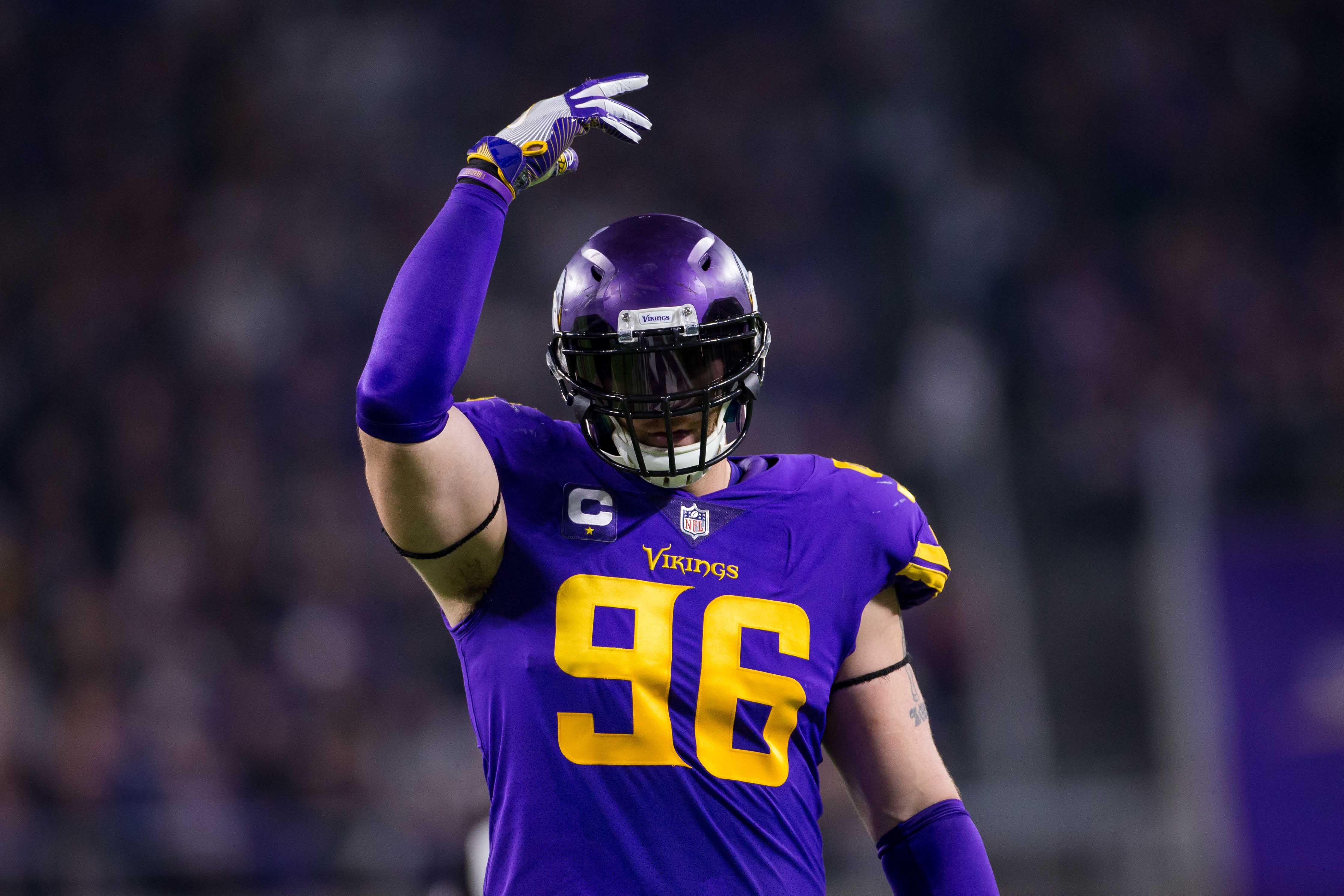 Homey App Brian Robison No Excuse For Minnesota Vikings Collapse