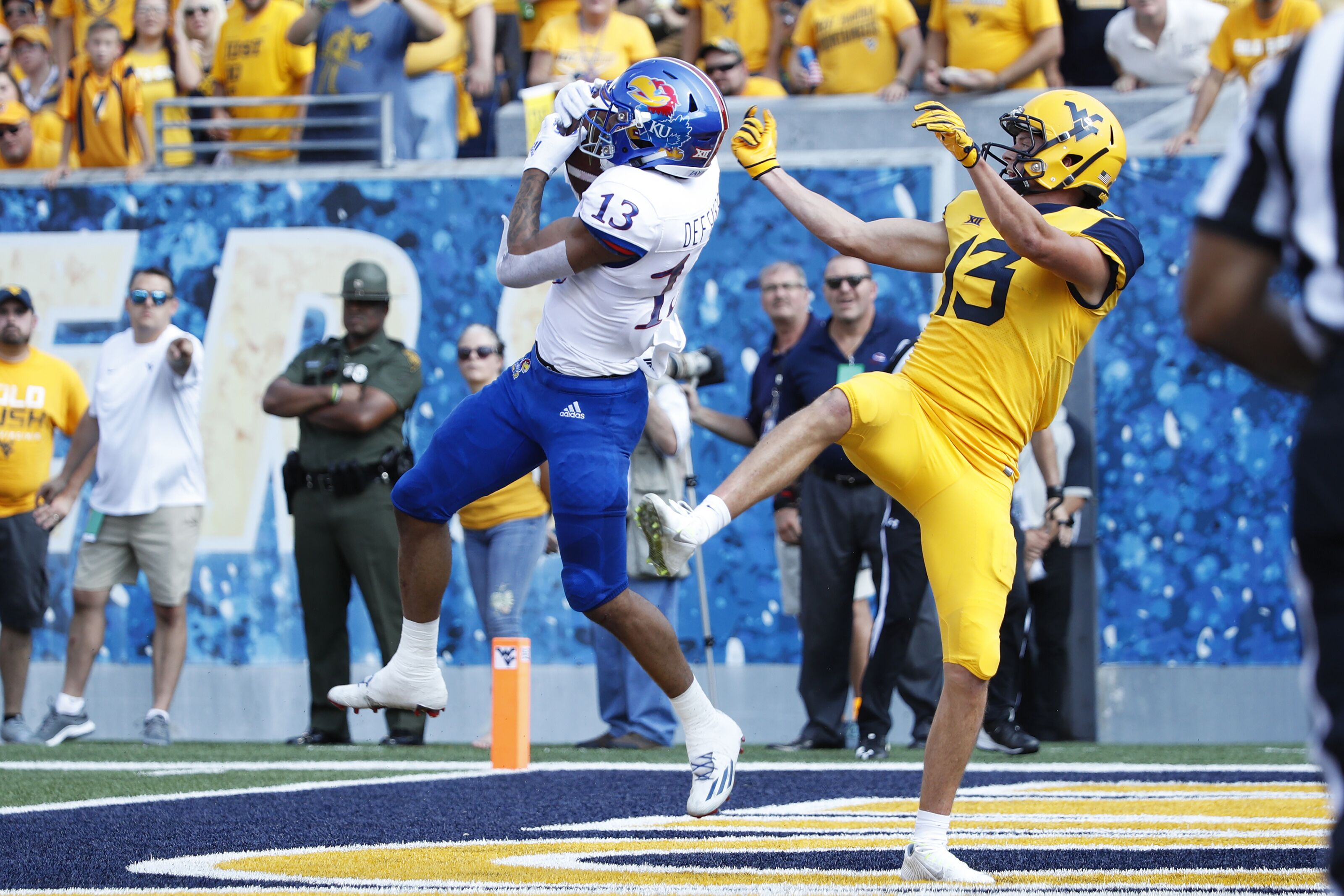 Kansas football vs. West Virginia – Preview and Prediction